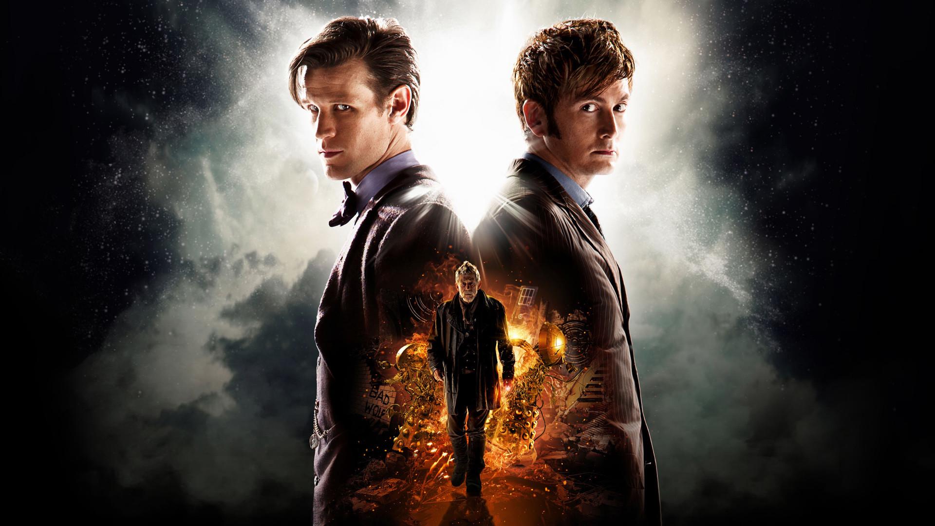 Doctor Who 50th – Wallpaper Edit by Matsemann08 on .
