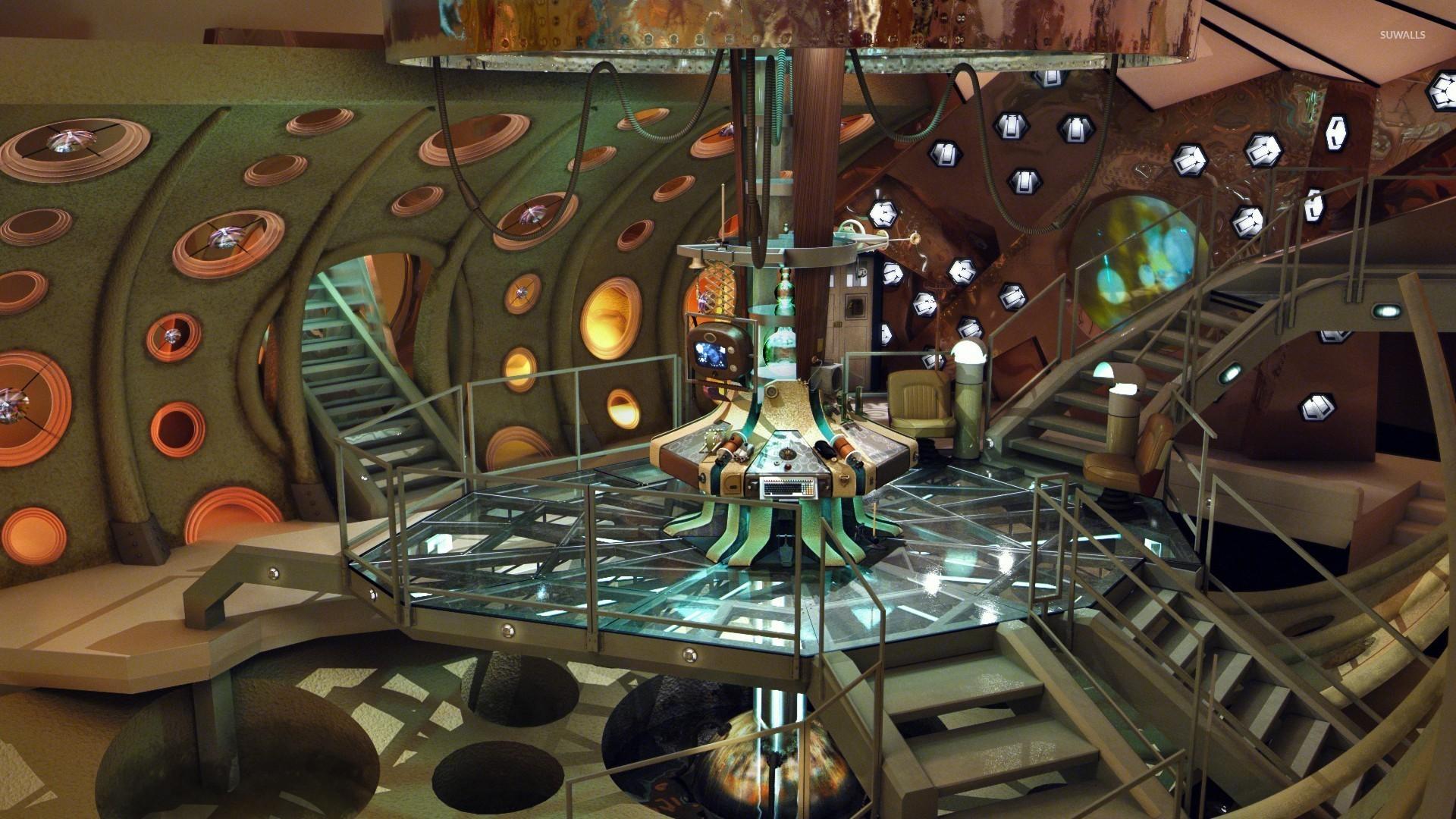 TARDIS – Doctor Who wallpaper