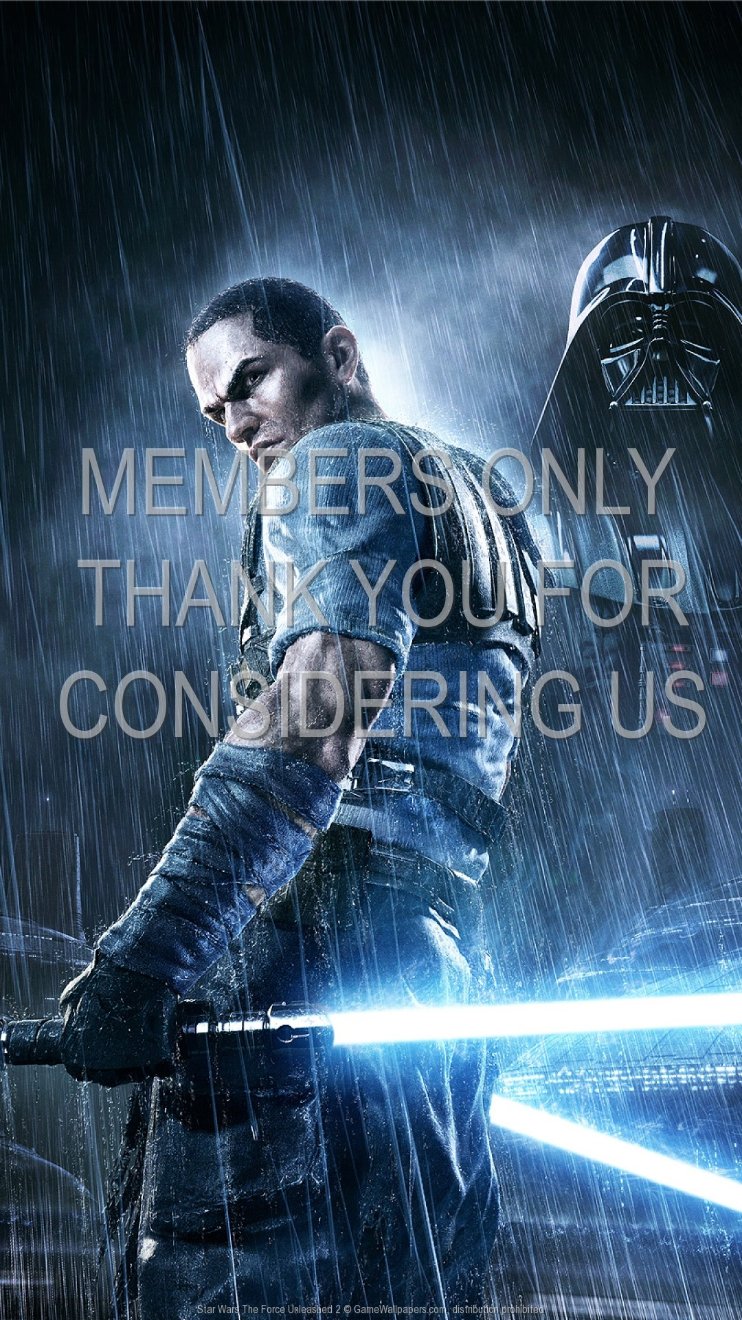 Star Wars: The Force Unleashed 2 1920×1080 Mobile wallpaper or background 02