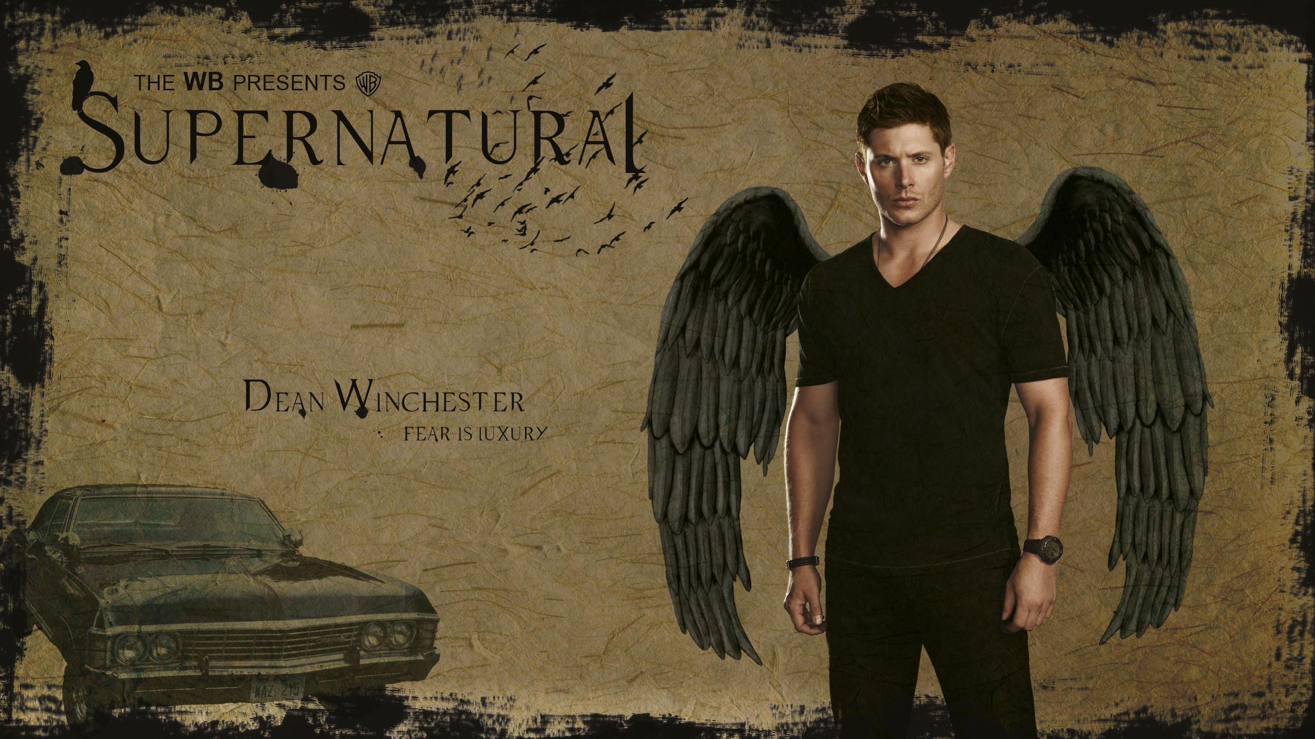 Supernatural Wallpaper by BeAware8 Supernatural Wallpaper by BeAware8
