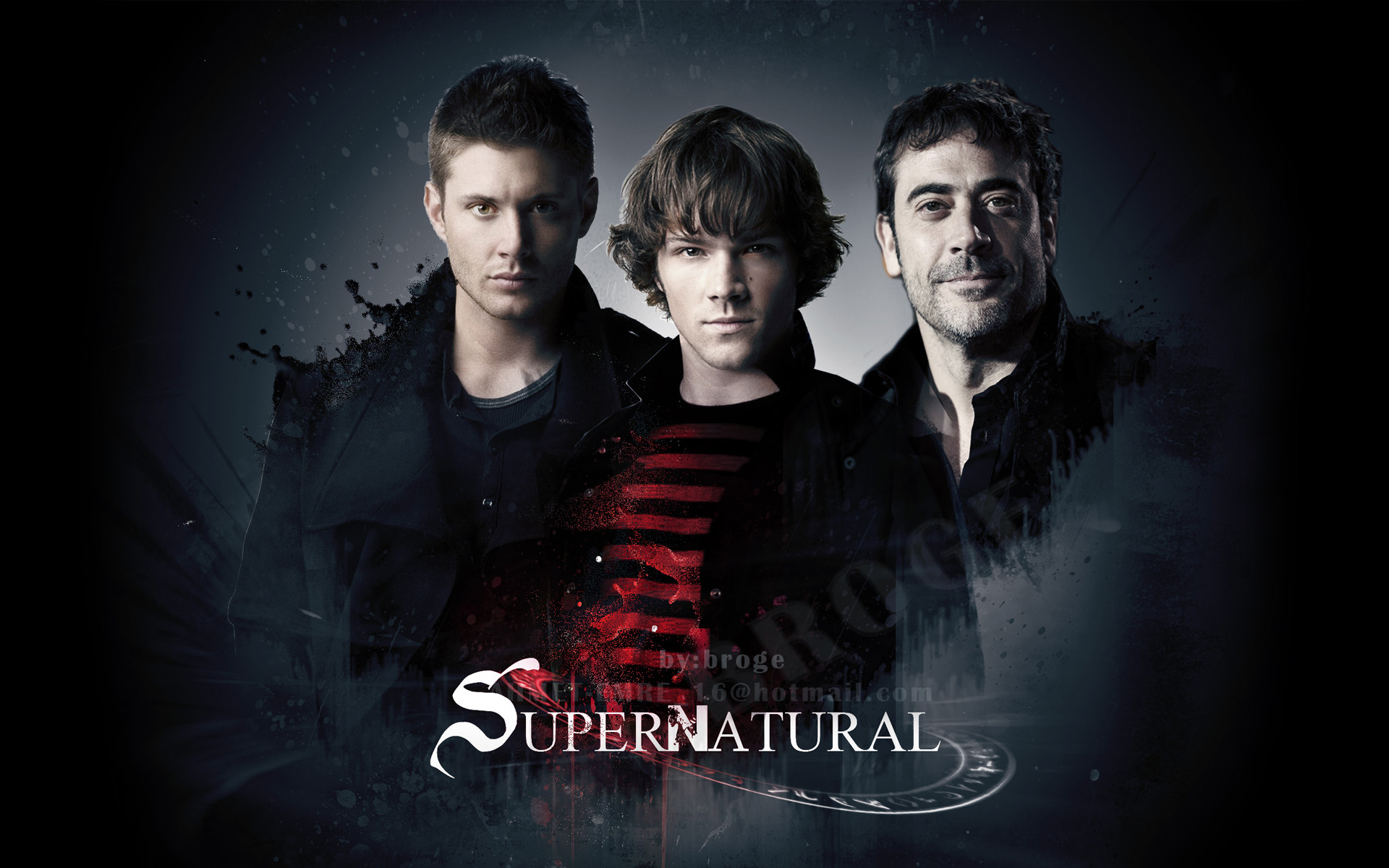 HD Wallpaper and background photos of supernatural dean sam John for fans  of Supernatural images.