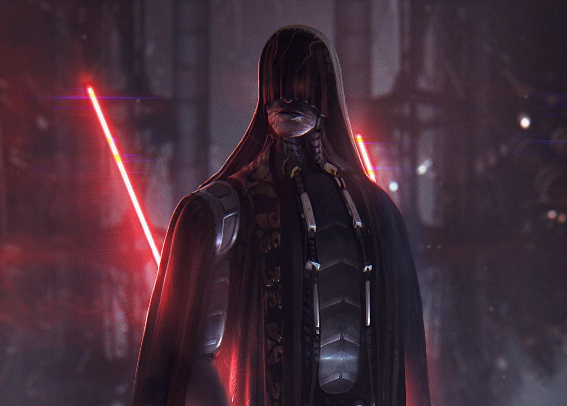 sith lord lightsaber star wars fan art sith laser sword