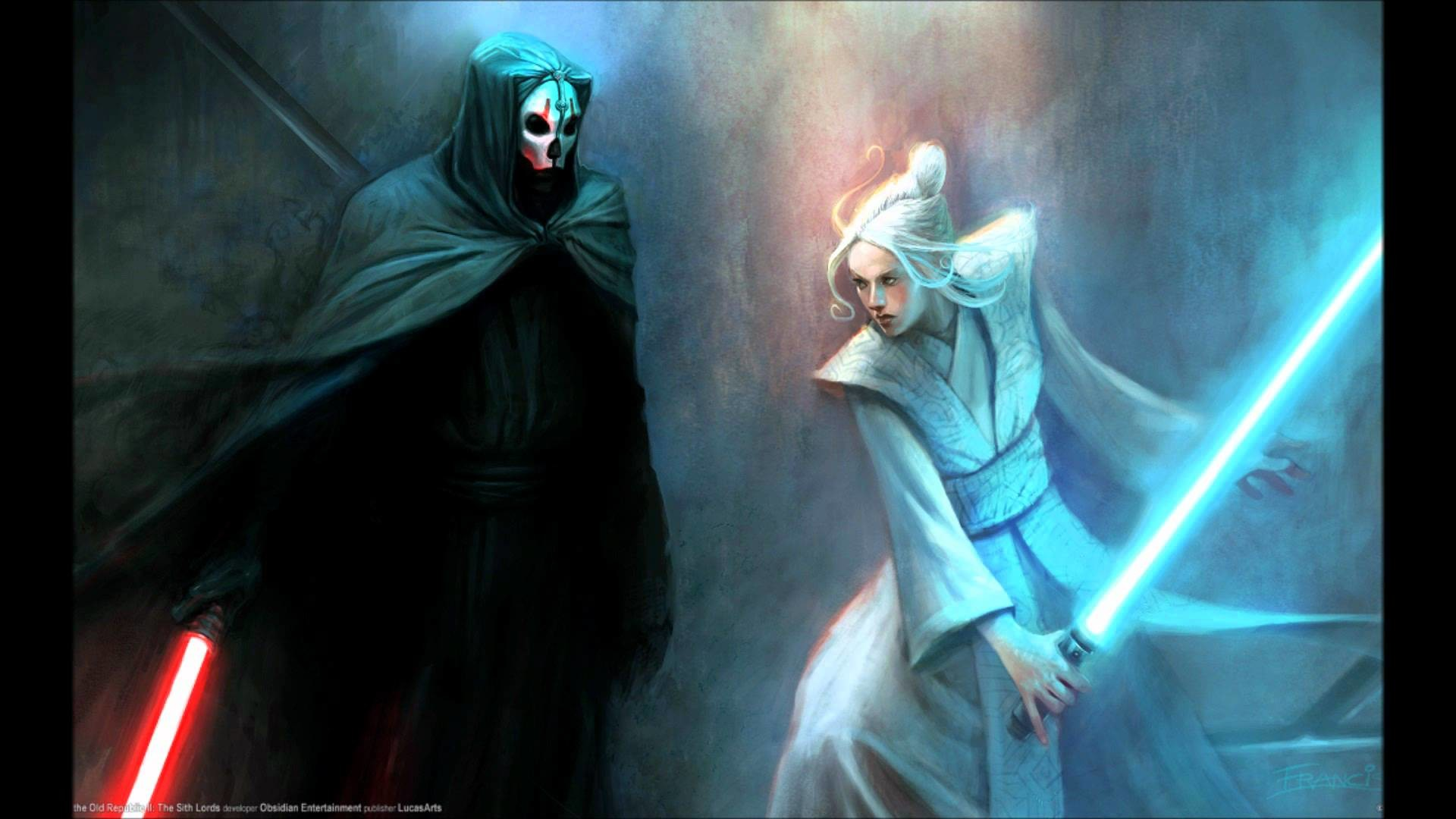 """Star Wars : """"Knights of The Old Republic 2"""" : The Sith Lords – The Rebuilt  Jedi Enclave – YouTube"""