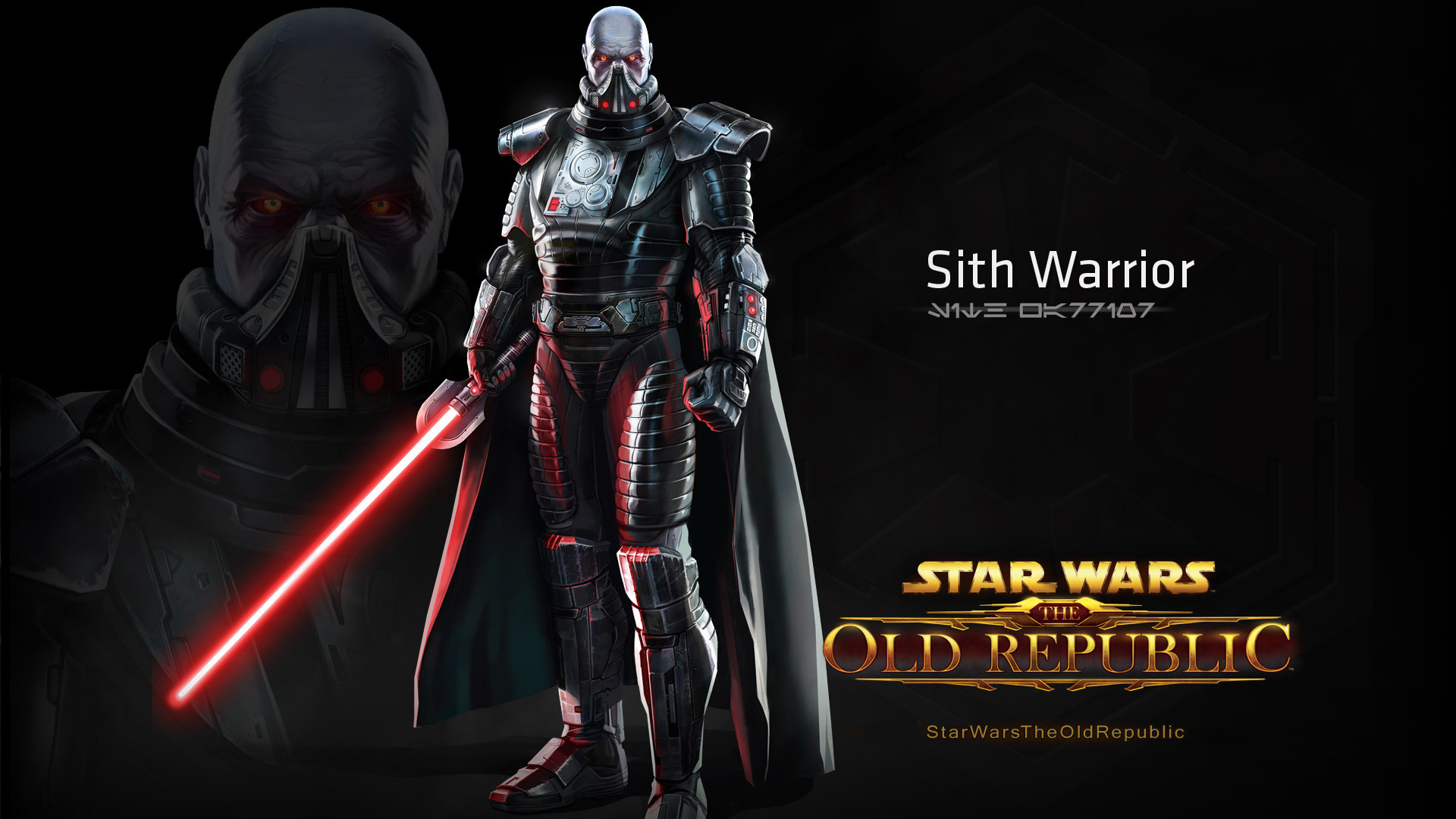 Sith Warrior Wallpaper Sith Warrior Wallpaper · Star wars …