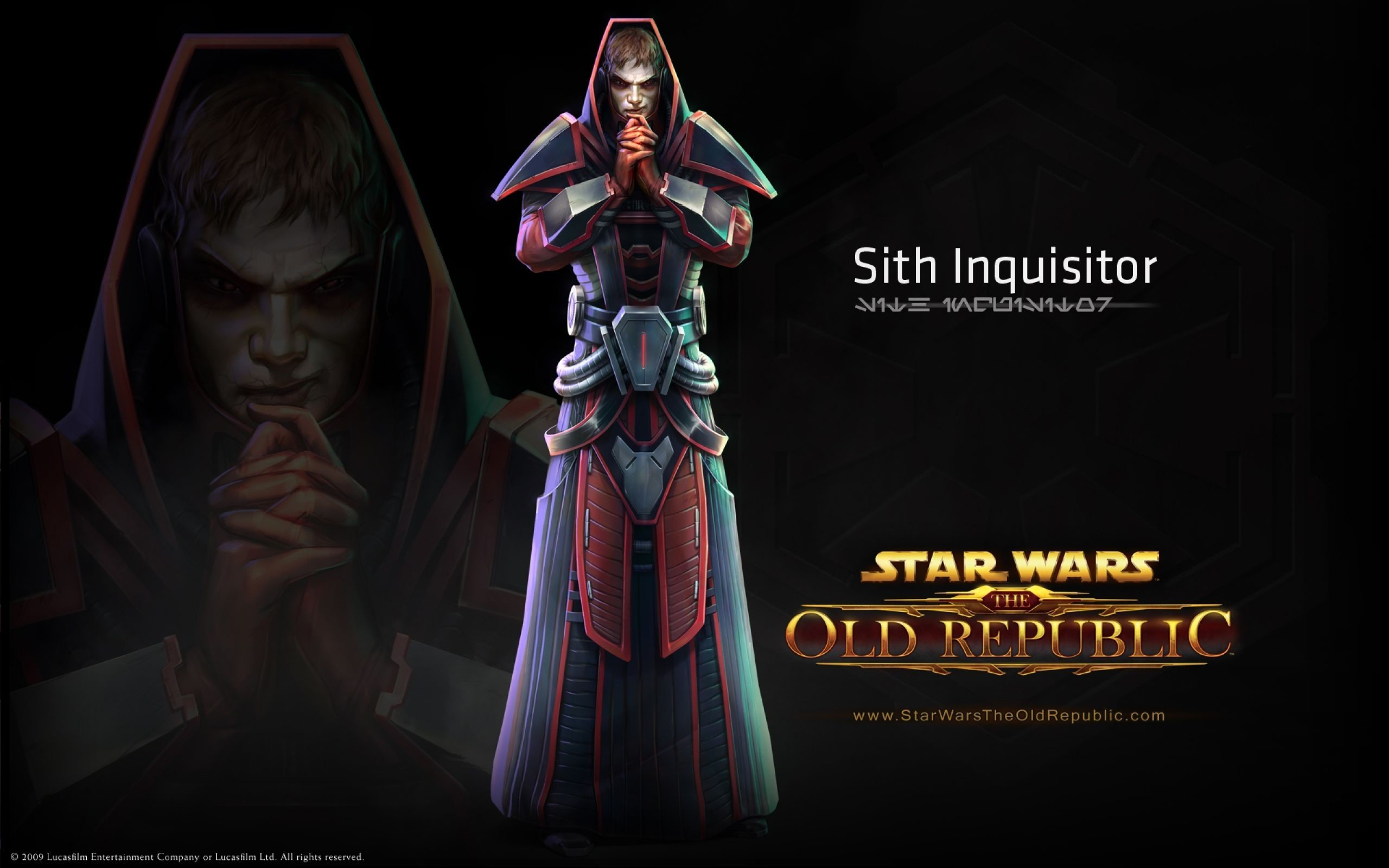 Sith Inquisitor: Swtor Computer Wallpapers, Desktop Backgrounds .