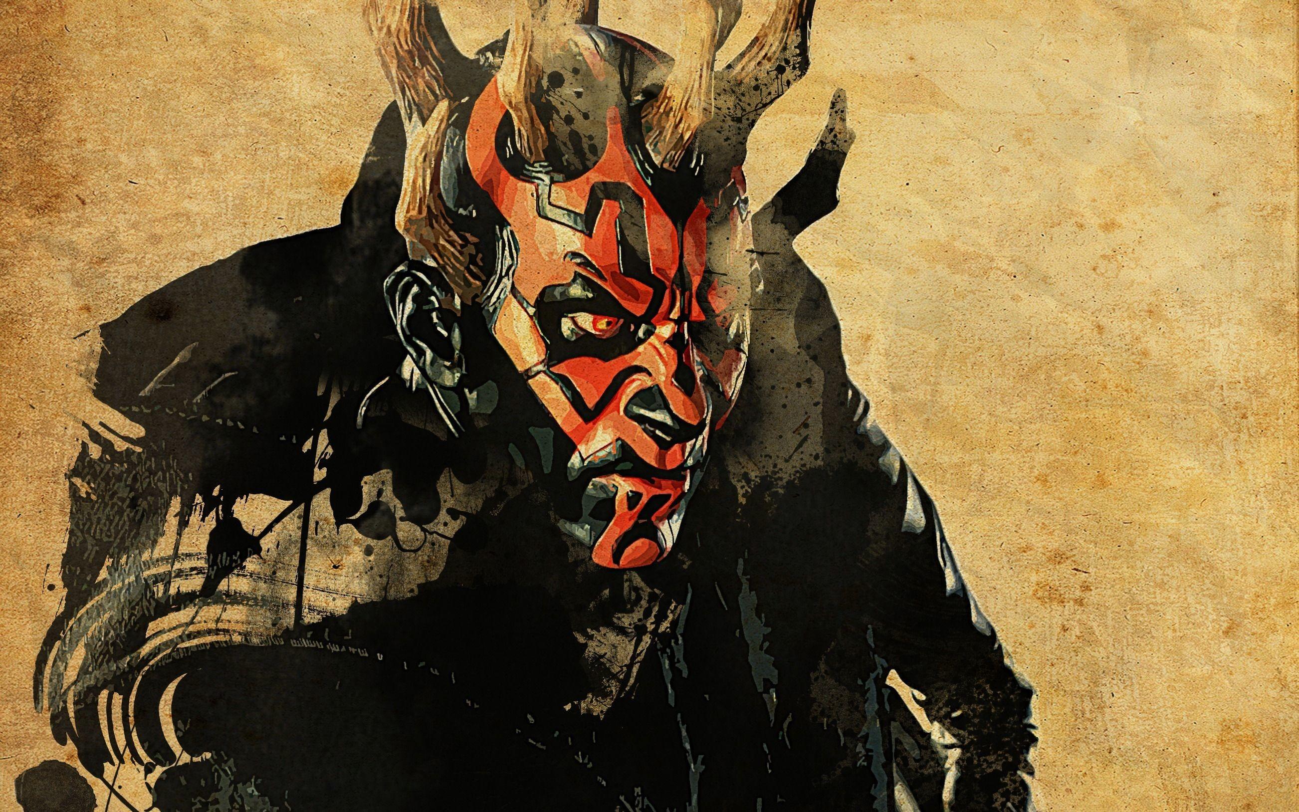 Movie – Star Wars Darth Maul Sith (Star Wars) Wallpaper