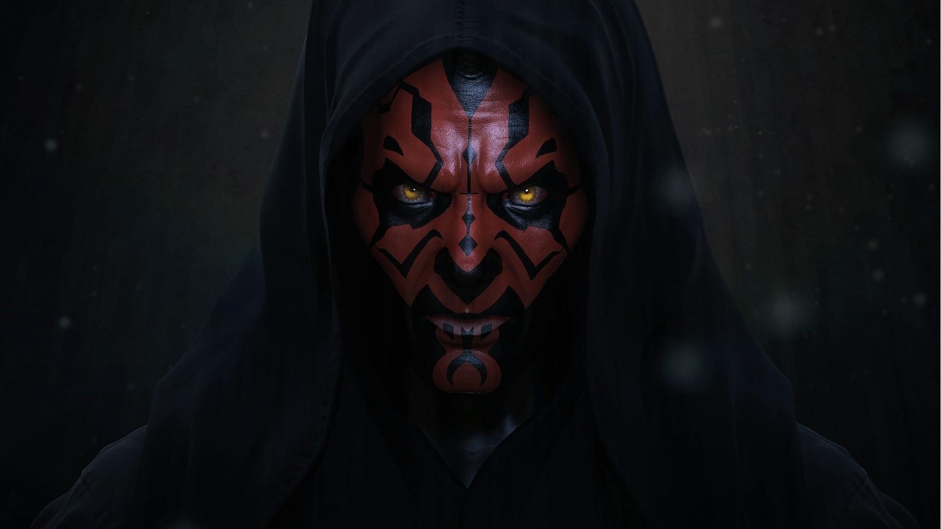Star Wars, Starwars, The Sith Lord, Darth Maul, Darth Maul Art Sith