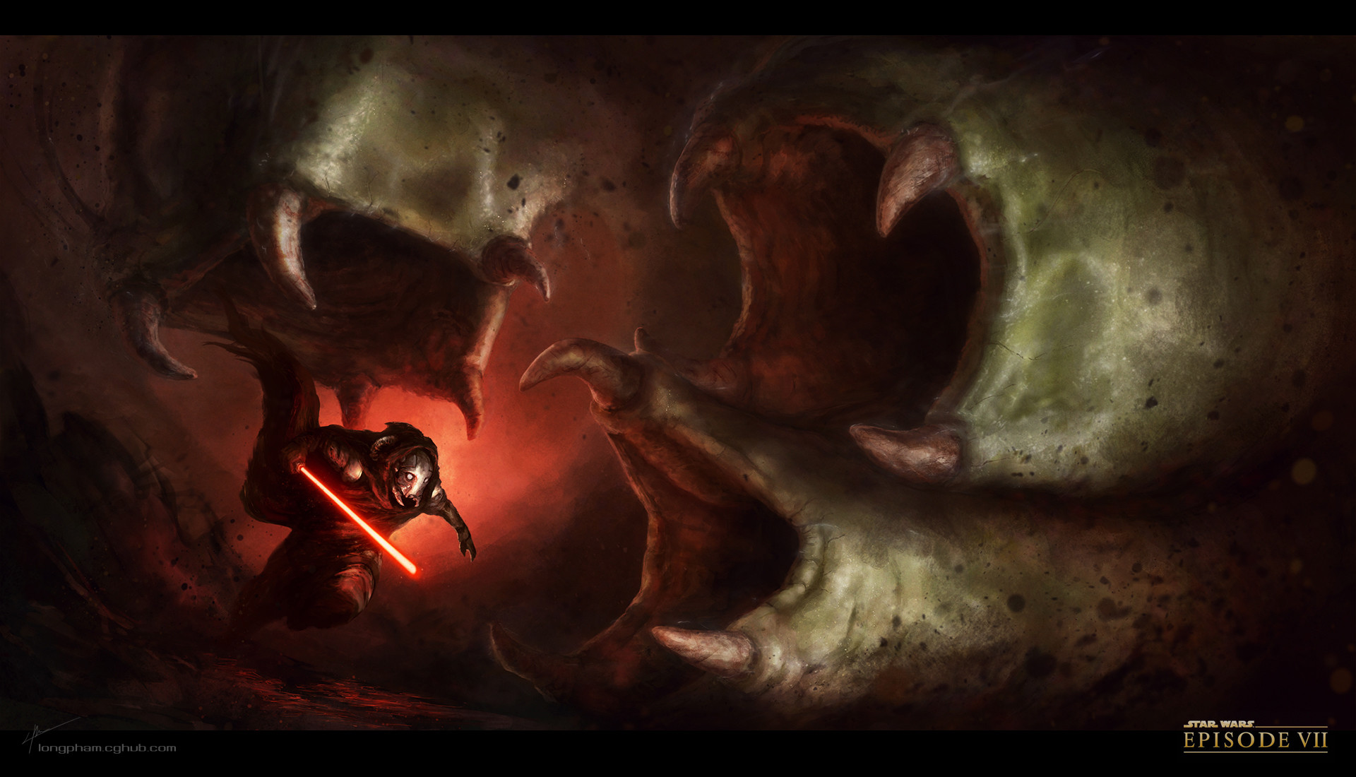 … Sith lord escape by Long-Pham