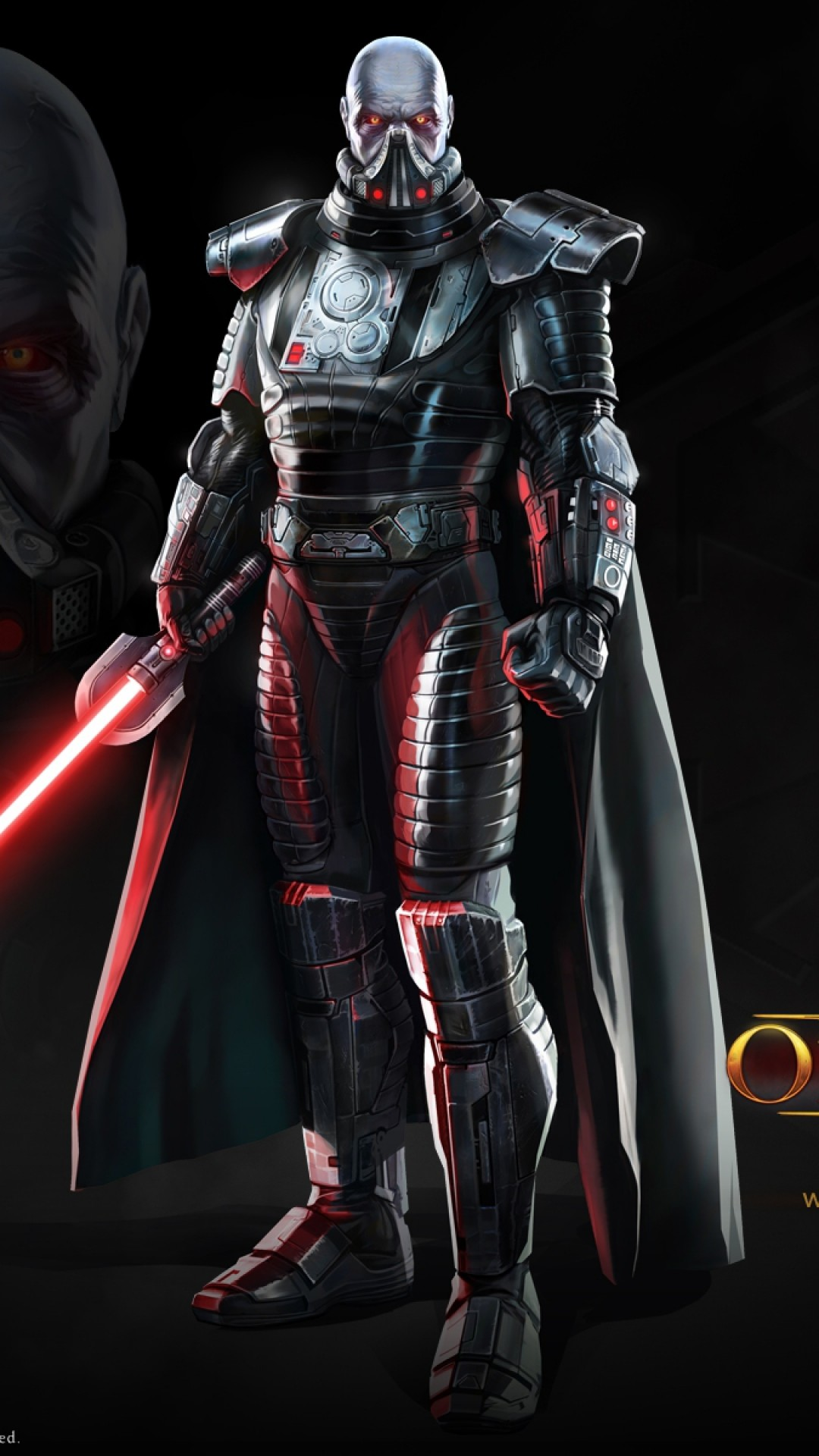 Download Wallpaper Star wars the old republic, Sith .