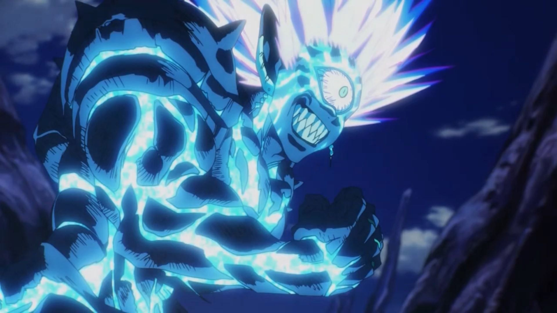 lord boros one punch …