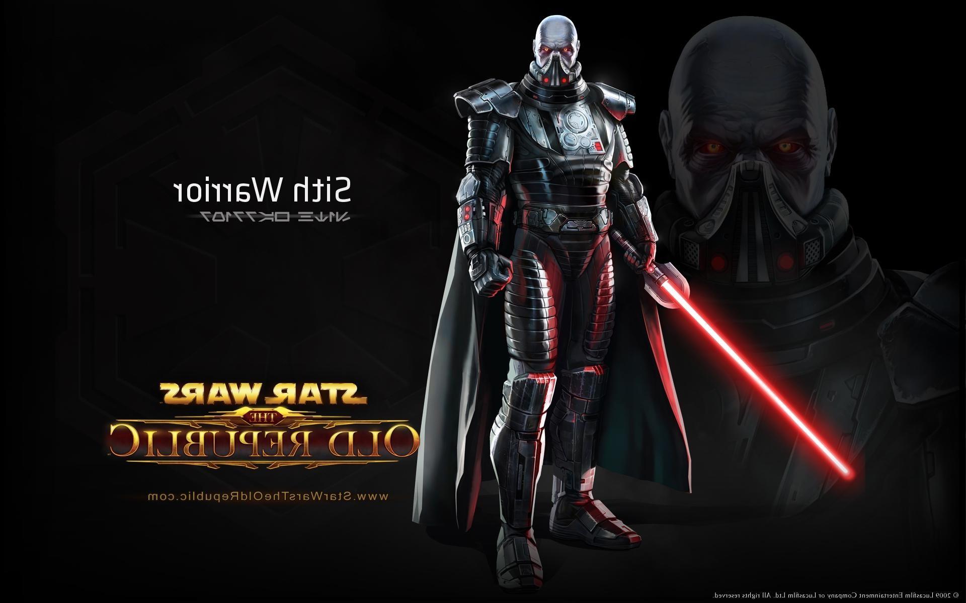 Star Wars The Old Republic Sith Warrior #aQc