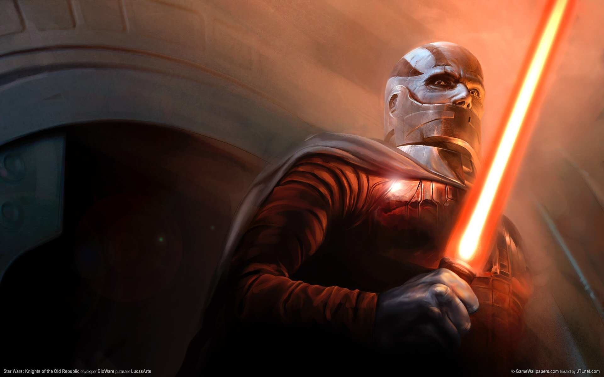 Images For > Star Wars Knights Of The Old Republic 2 Wallpaper