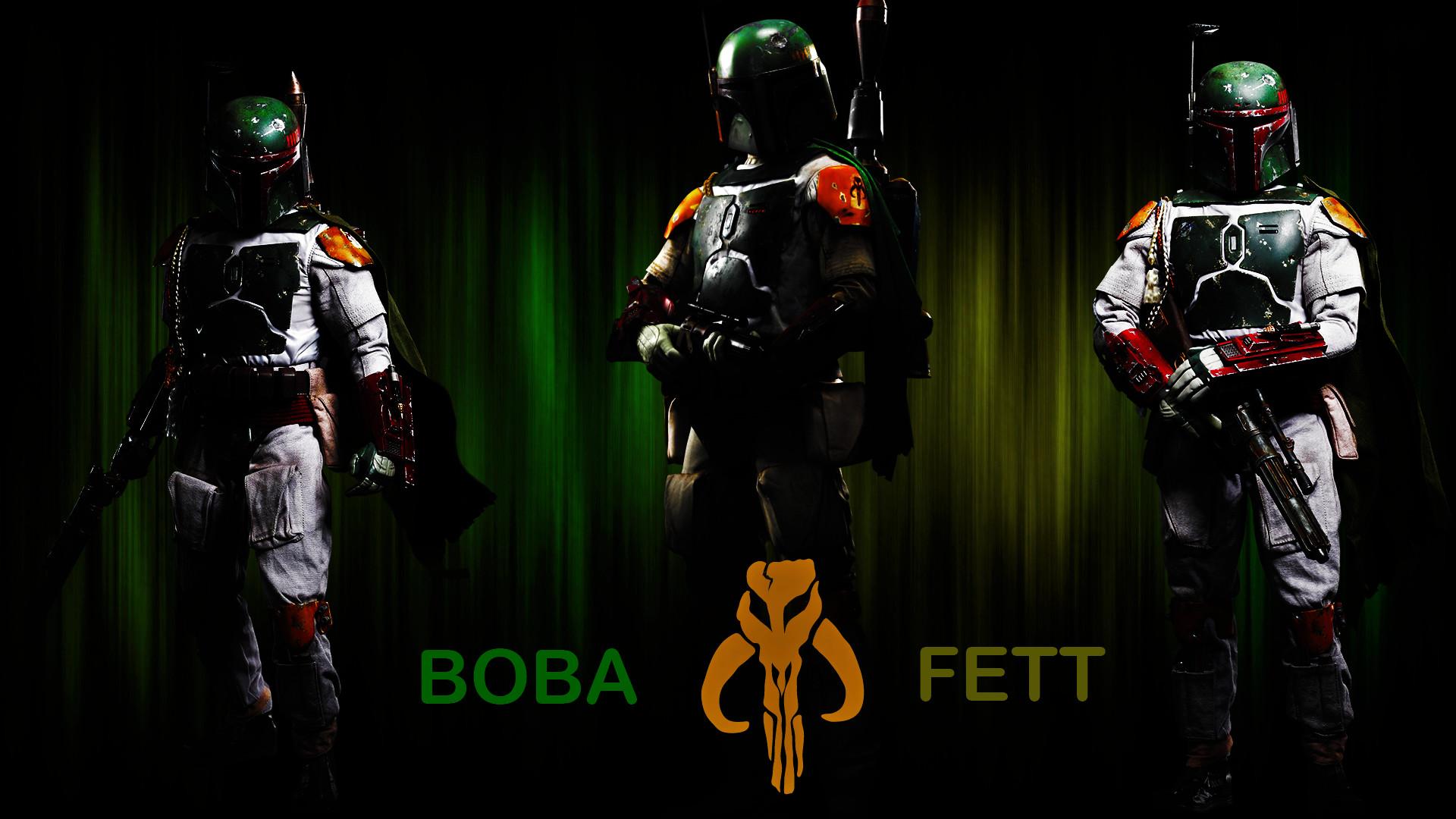 Download Star Wars Boba Fett Wallpaper Gallery