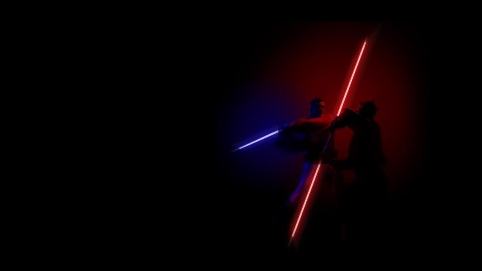 star wars light saber fight battle hd wallpaper – (#5046) – HQ Desktop