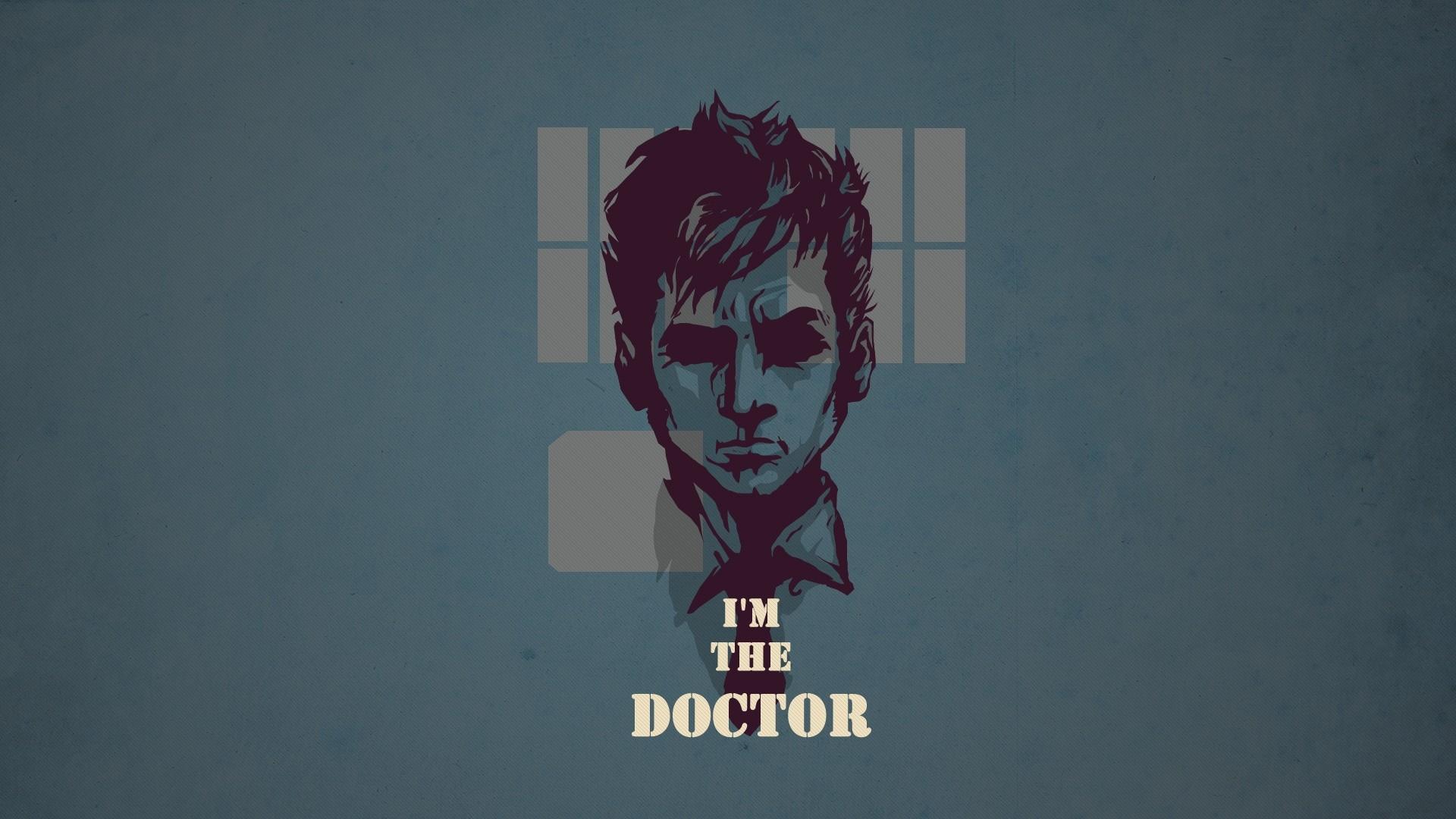Wallpaper doctor who, tardis, tennant