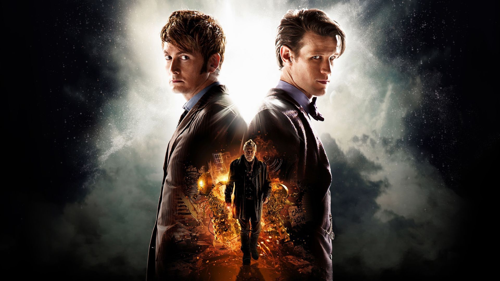 Doctor Who. .