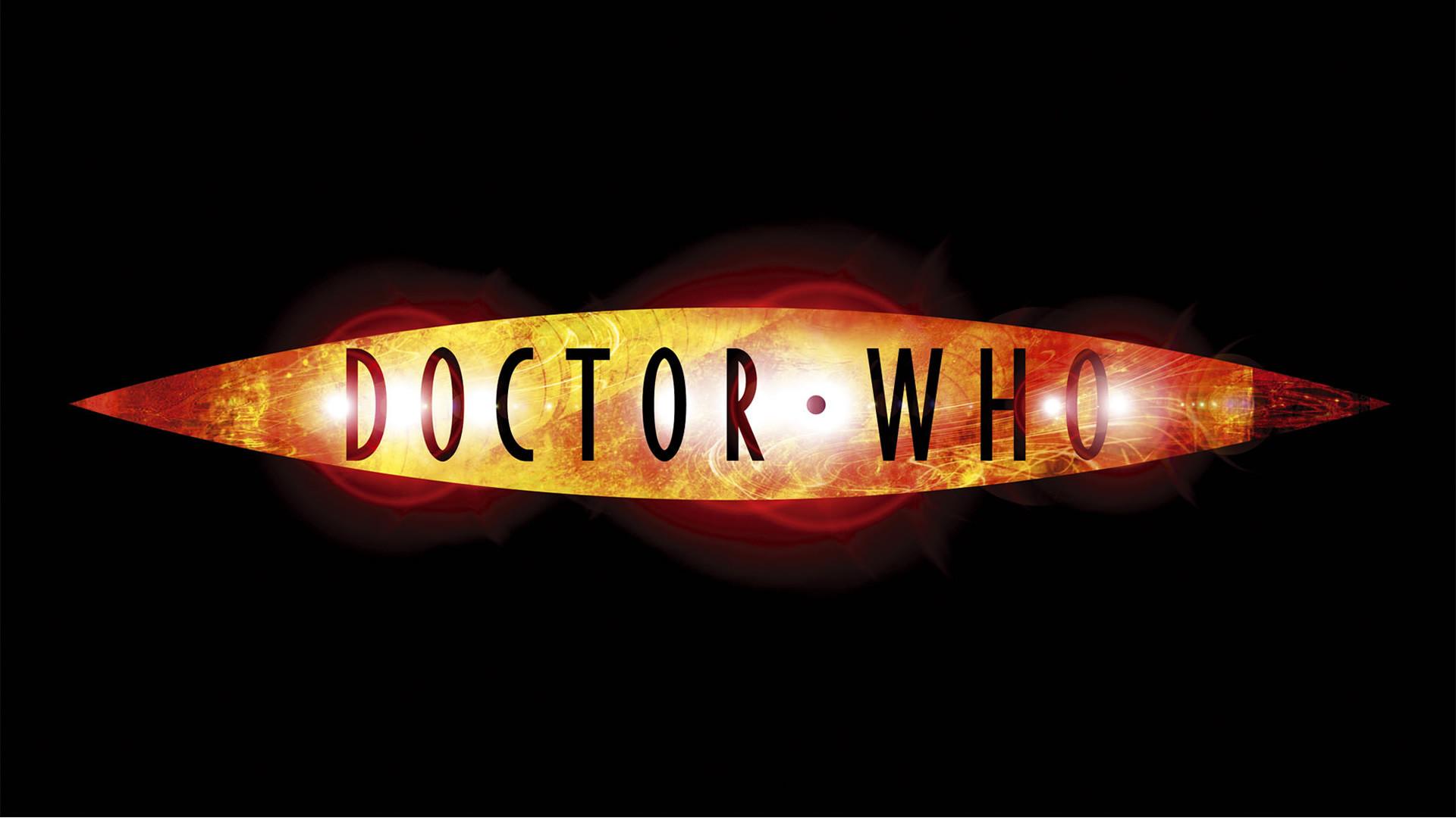 Doctor Who Logo HD Wallpaper. « »