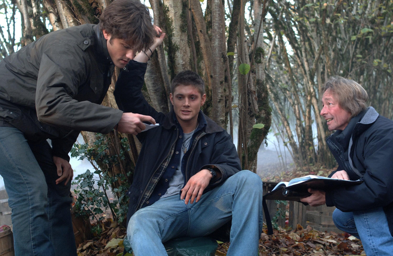 148 best SPN Behind The Scenes images on Pinterest | Scene, Castiel and  Supernatural jensen