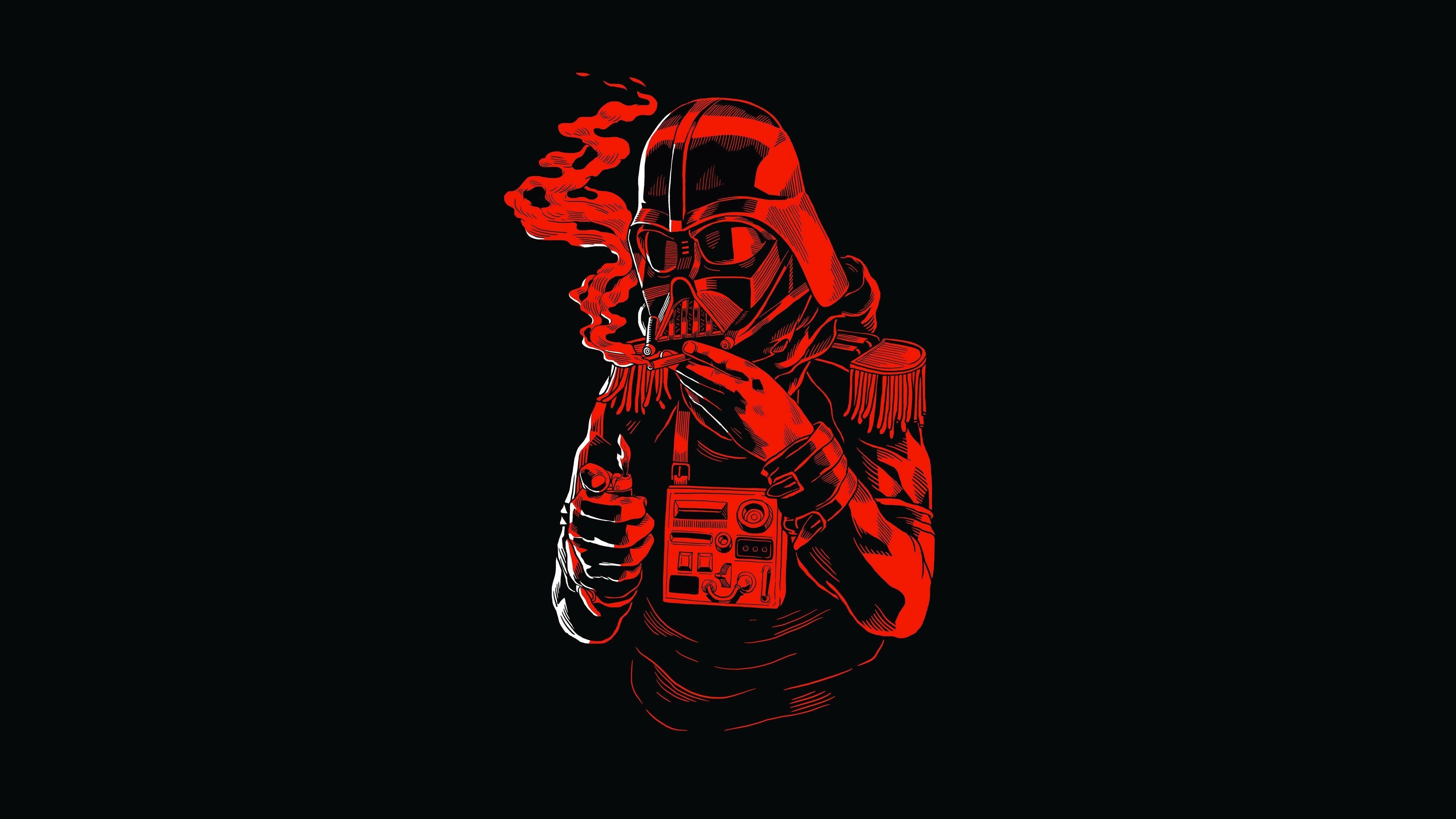 … Darth Vader HD Wallpaper 3840×2160