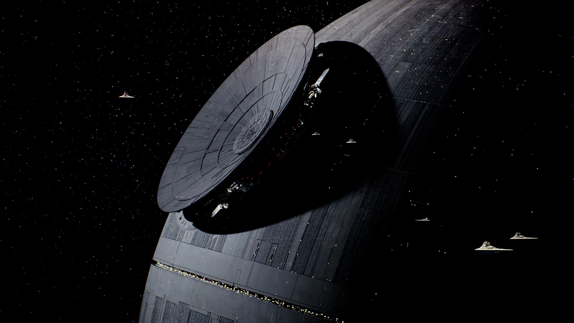 Death Star [1920×1080] …