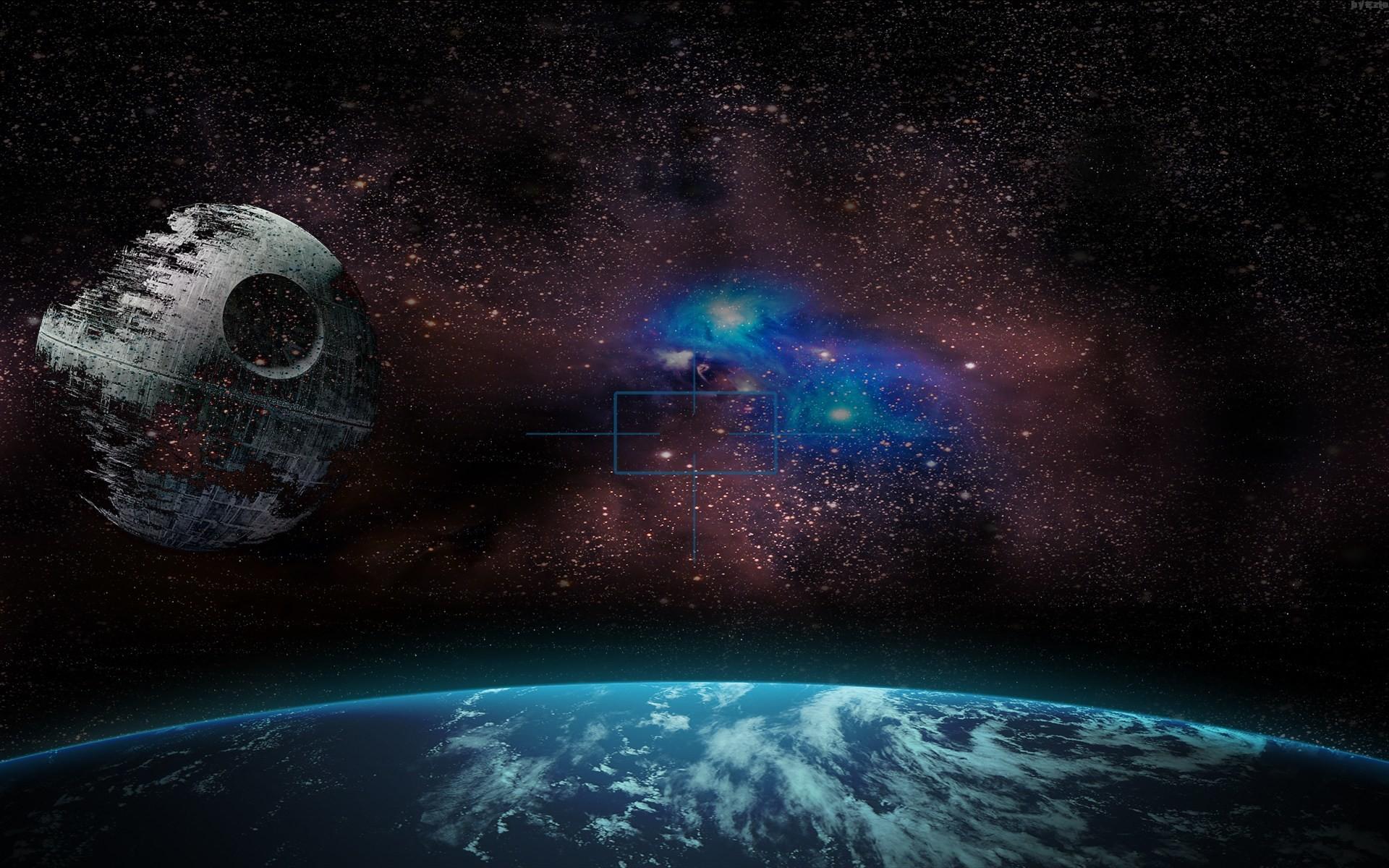 Death Star Wallpaper by ezio.