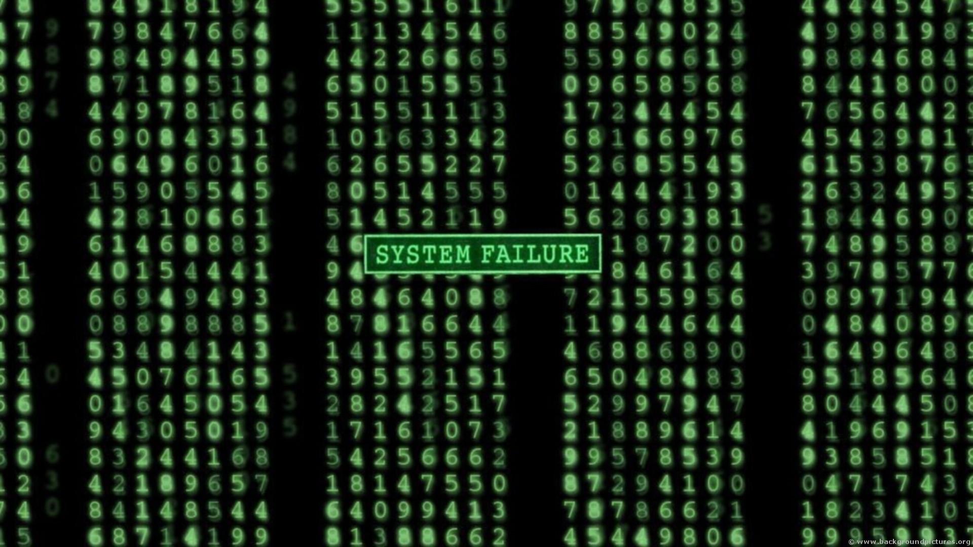 … matrix binary code falling wallpaper wallpapersafari …