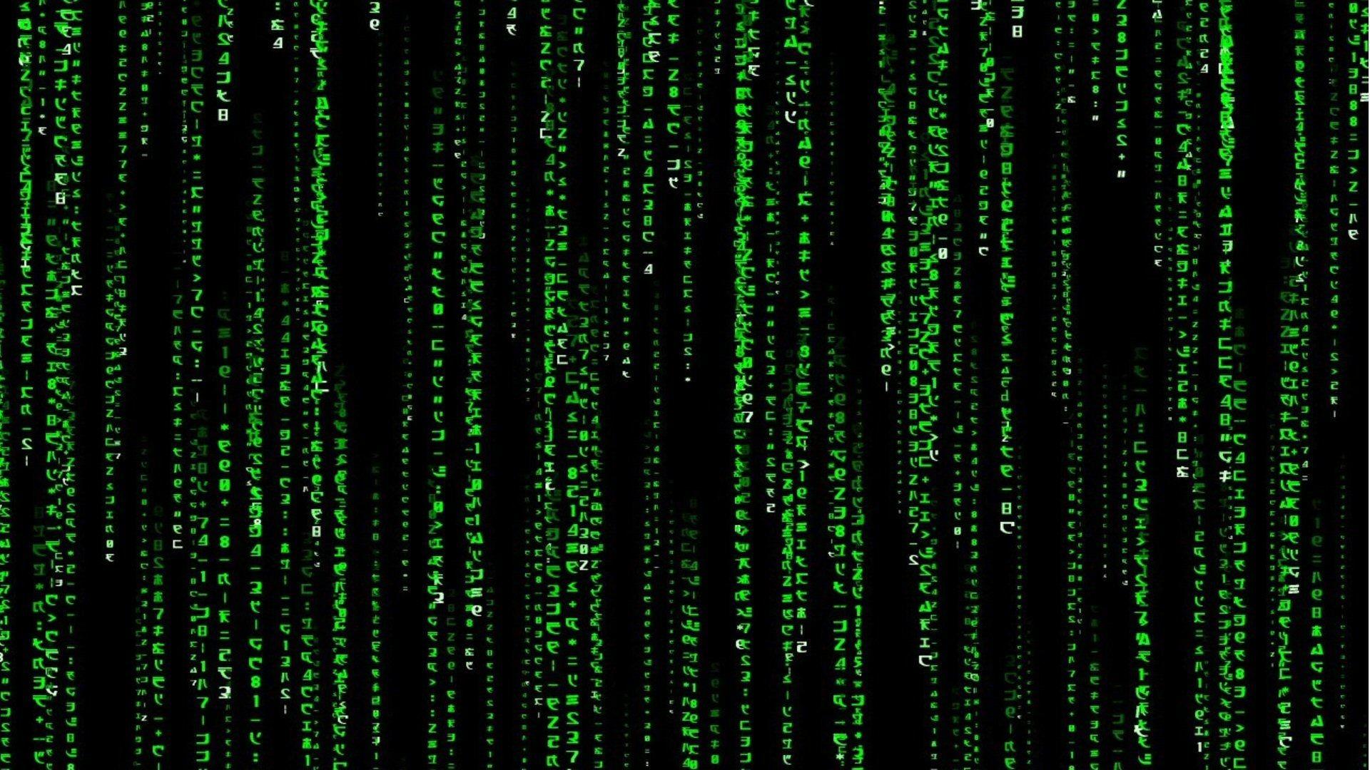 Matrix Code wallpaper 34263