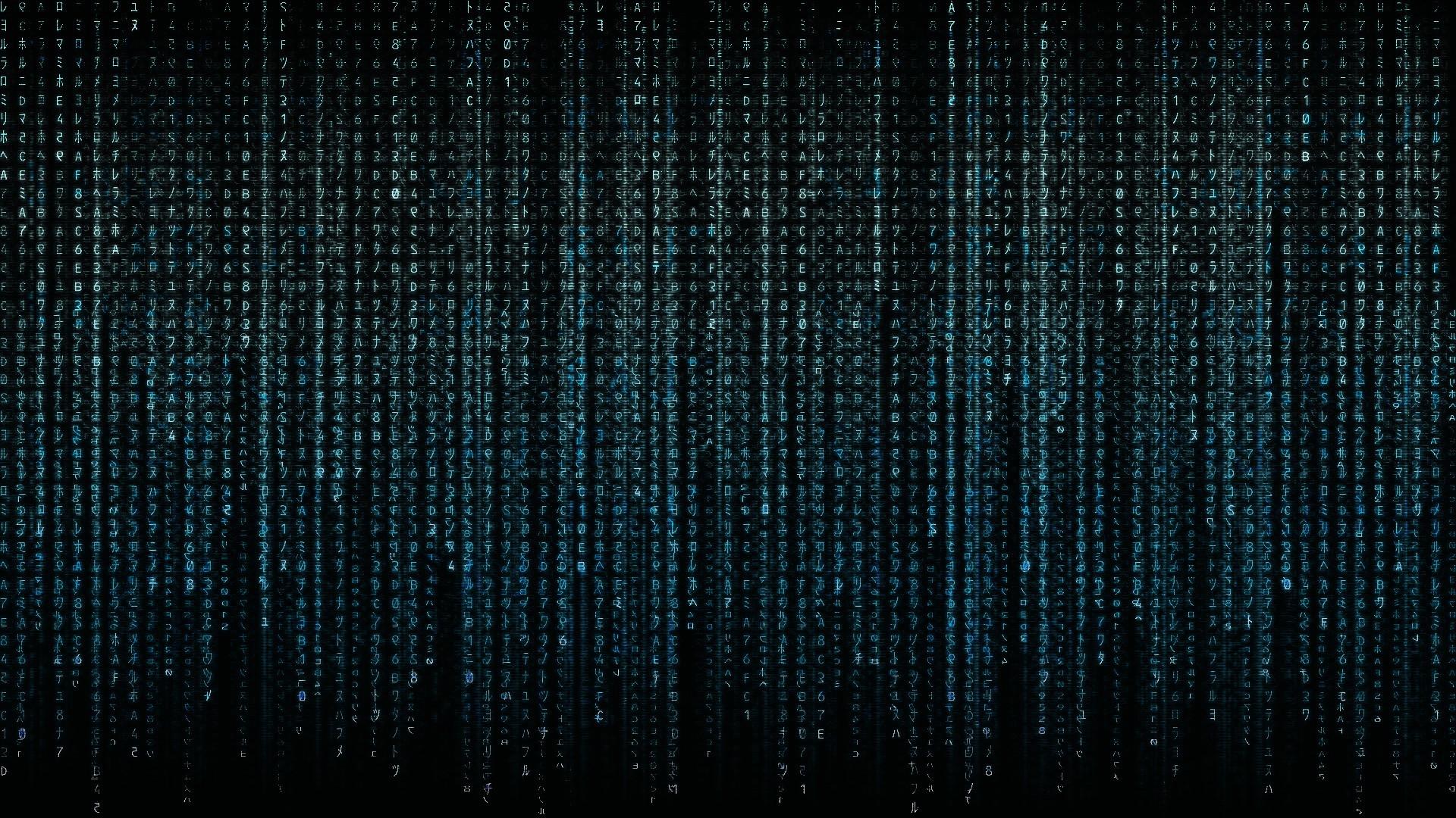 The Matrix hd desktop