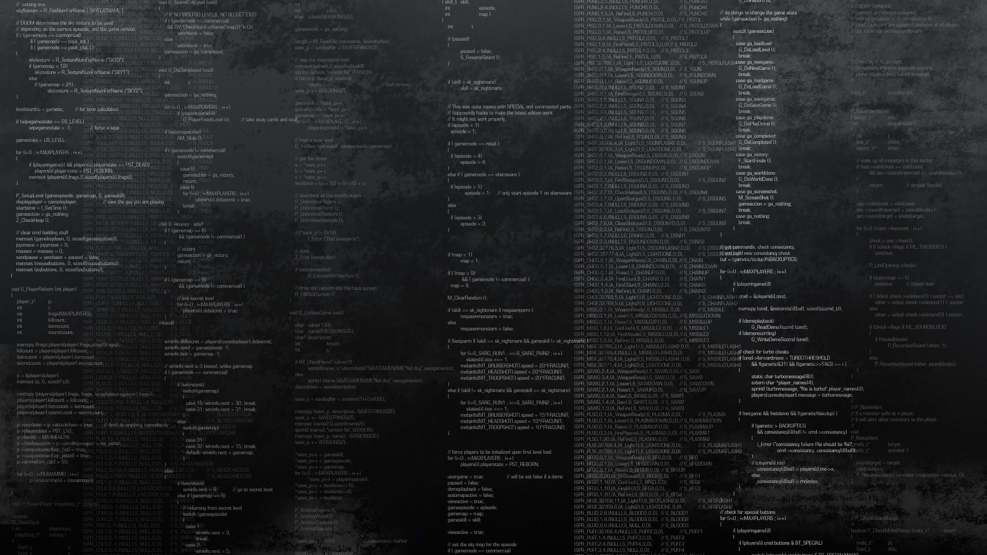 Code Code HD Wallpaper