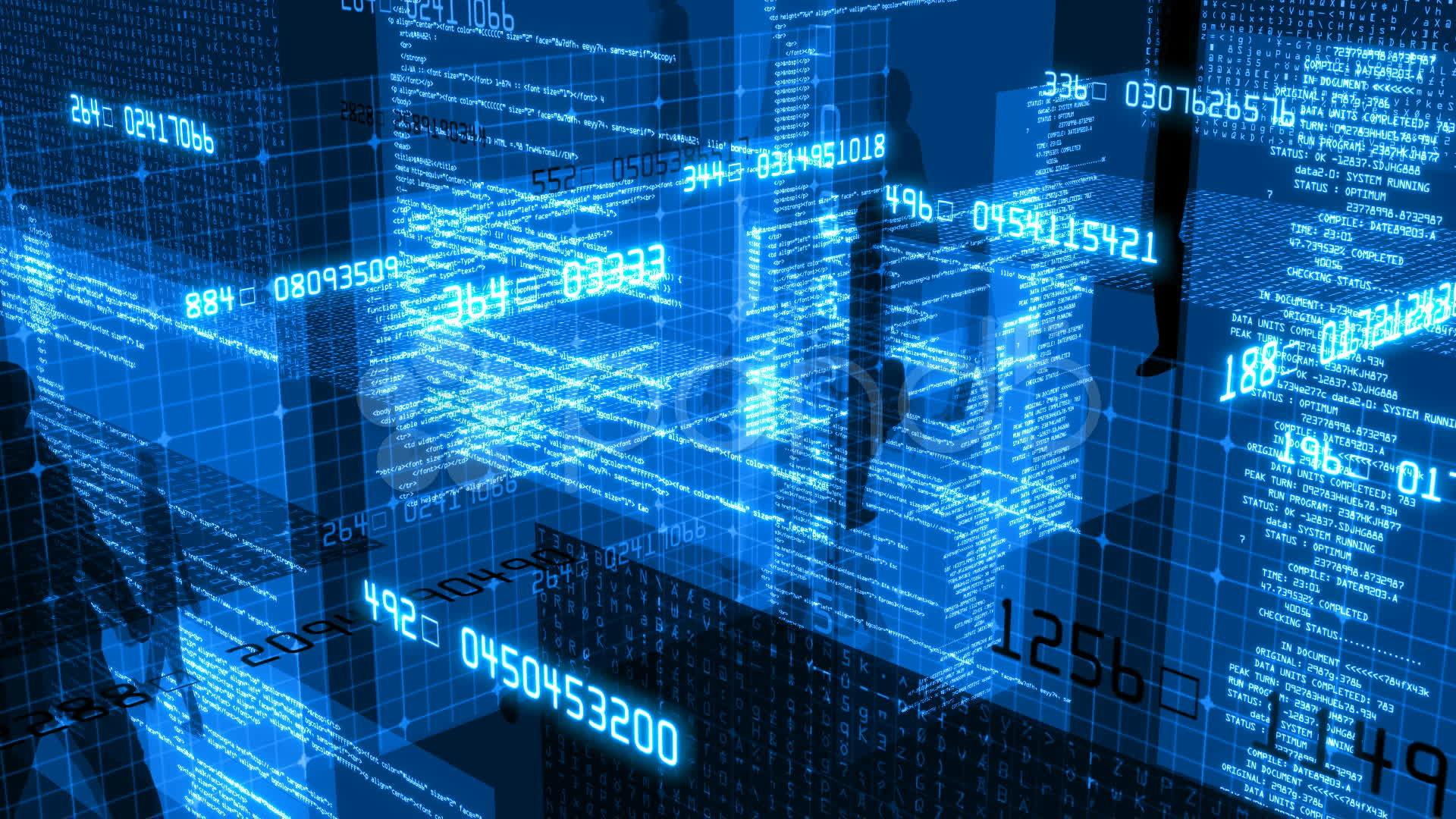 Blue Matrix Iphone Wallpaper – Mbagusi.com