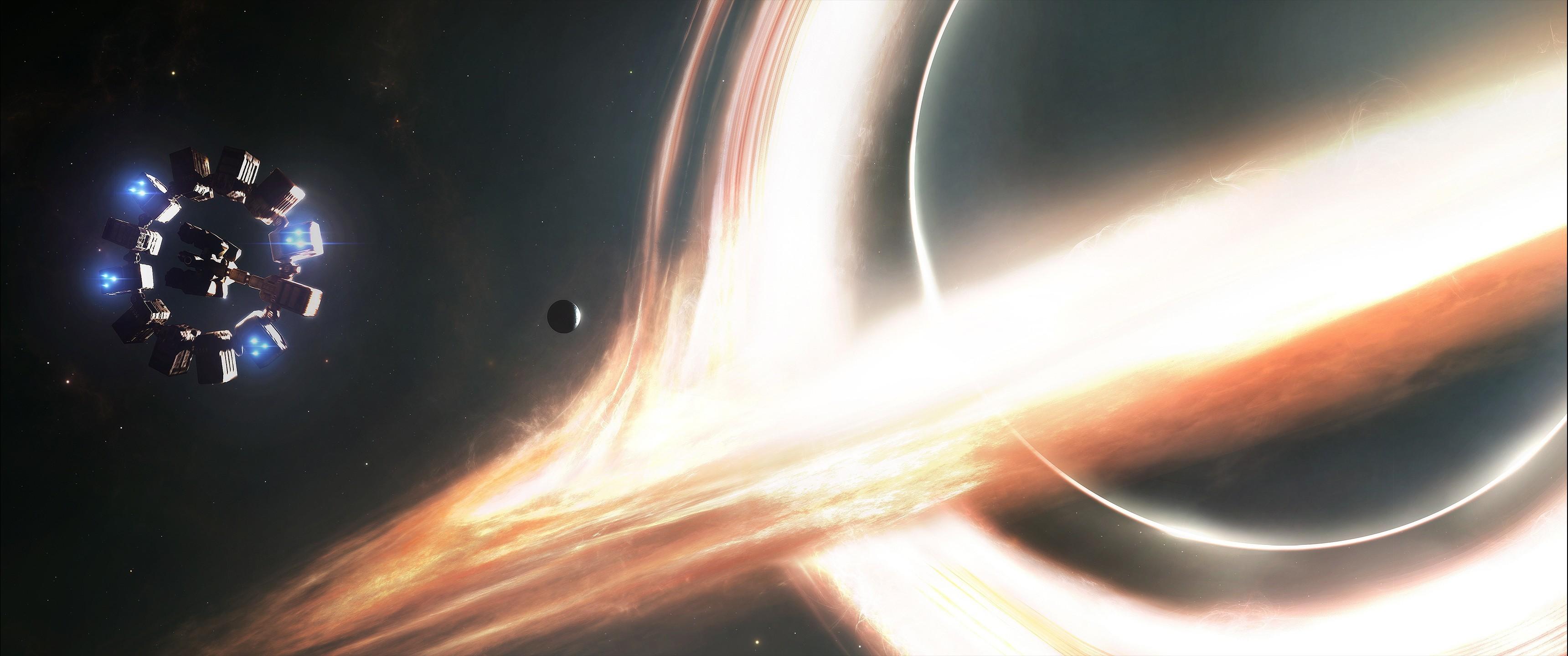 General black holes Interstellar (movie)