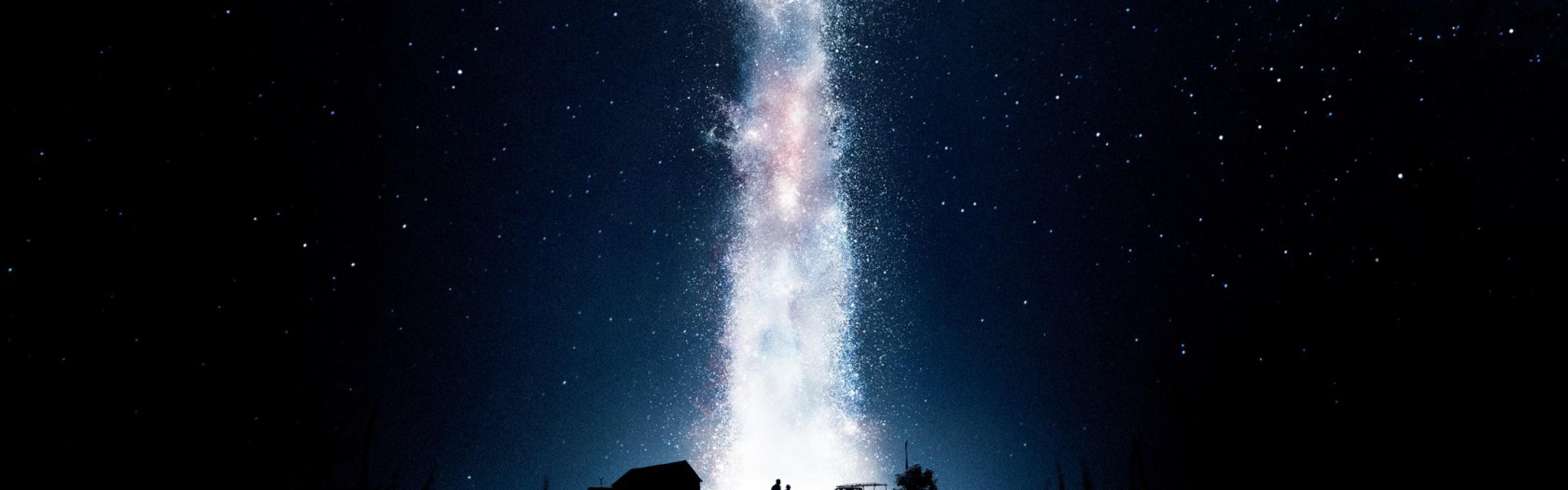 Preview Wallpaper Interstellar, 2014, Matthew Mcconaughey, Movie, Usa, Uk  3840×1200
