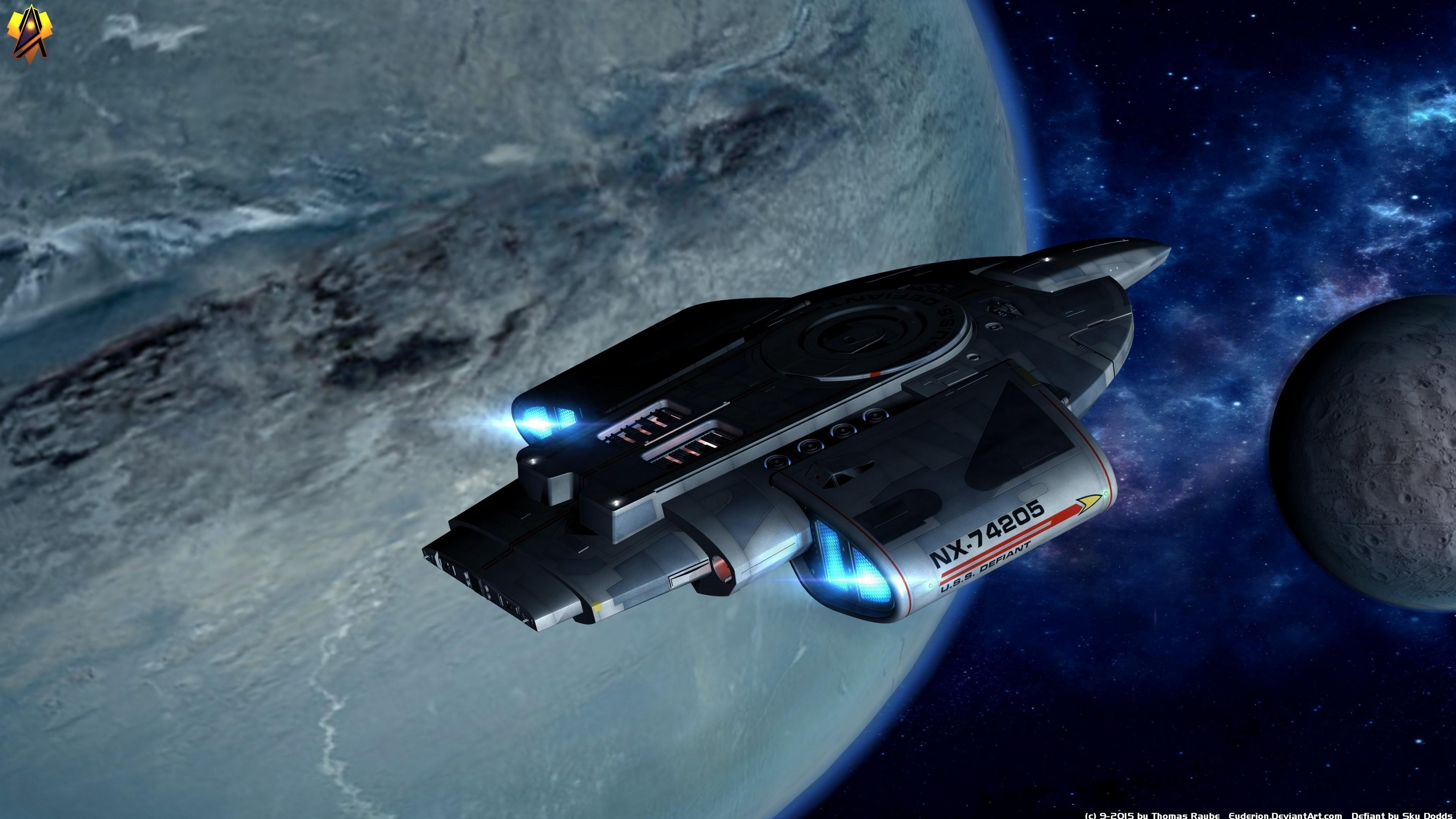 Star Trek Deep Space Nine Starship Star Trek Wallpaper