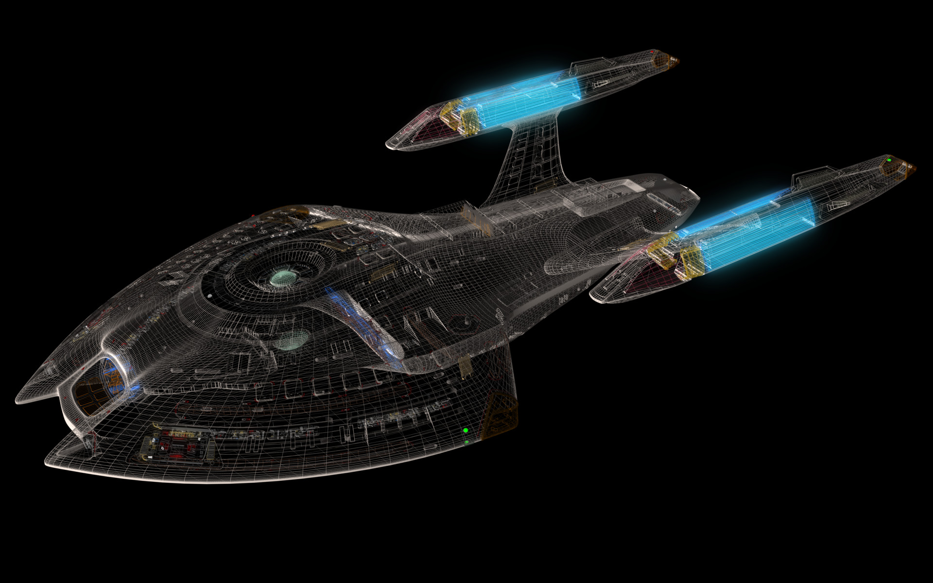 Star Trek starship Wallpaper #7155