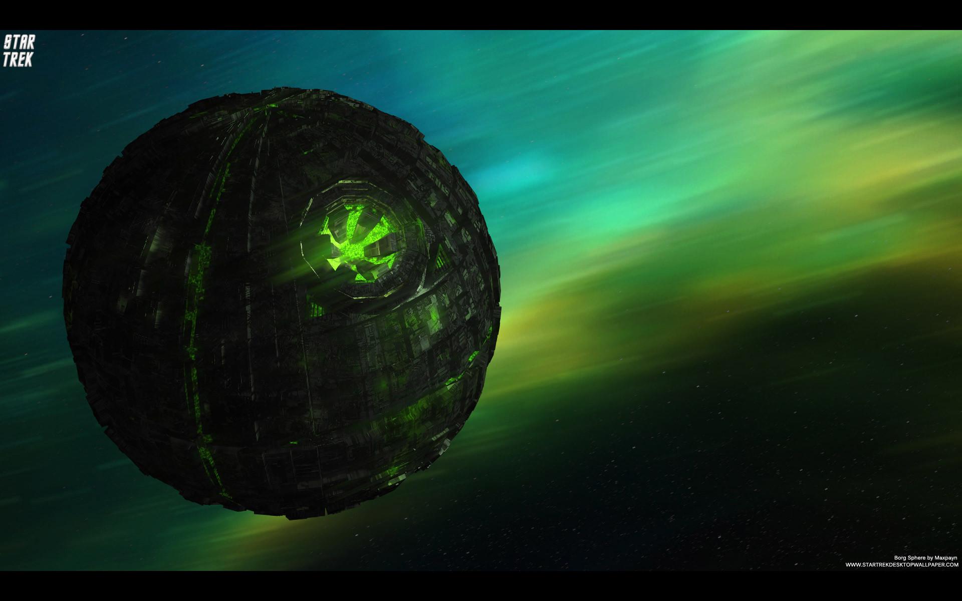 Star Trek Borg Sphere – free Star Trek computer desktop wallpaper,  pictures, images