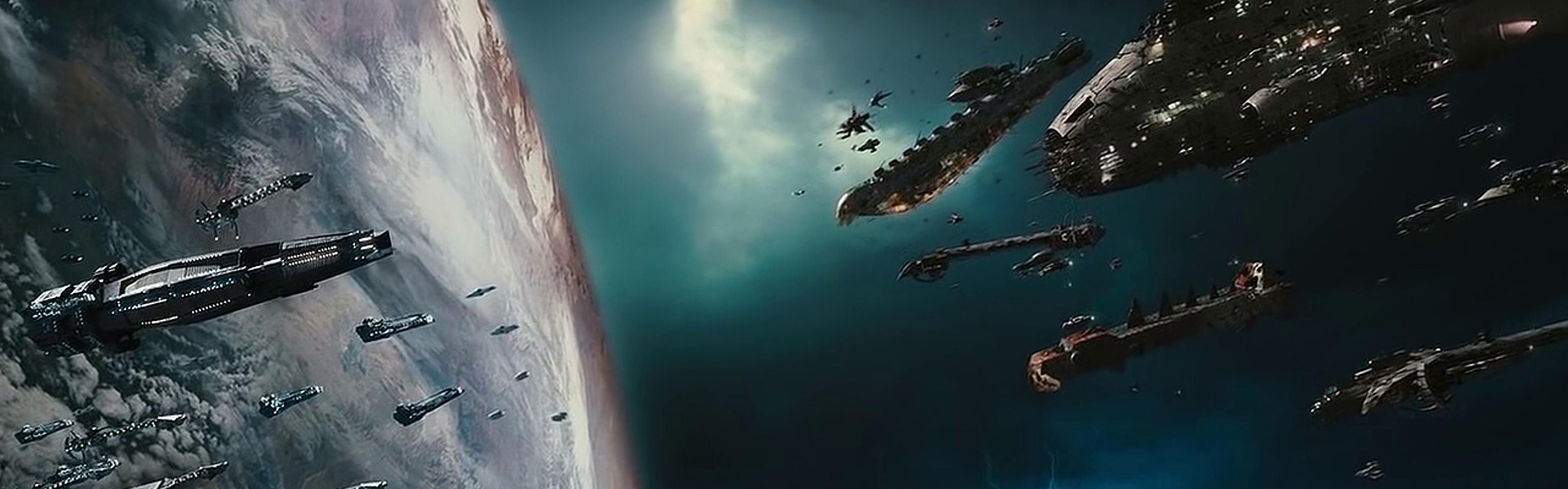 Screen wallpaper · Firefly