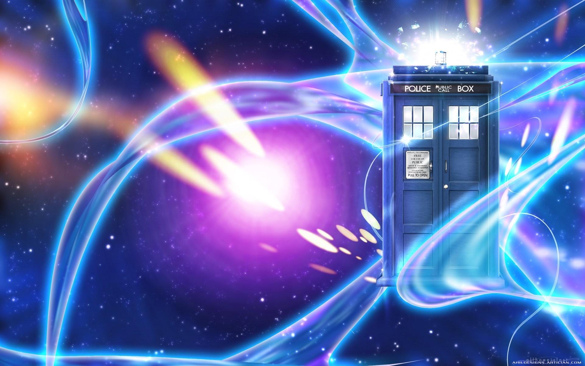 Doctor Who Tardis 140394