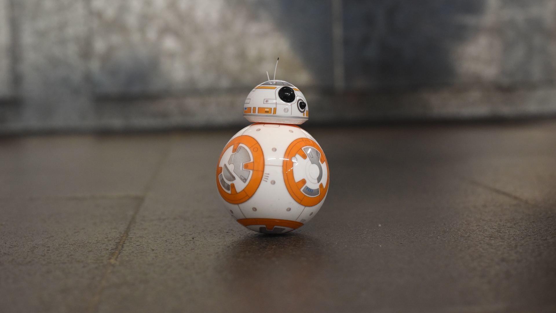 Star Wars iPhone Wallpaper BB8 – WallpaperSafari