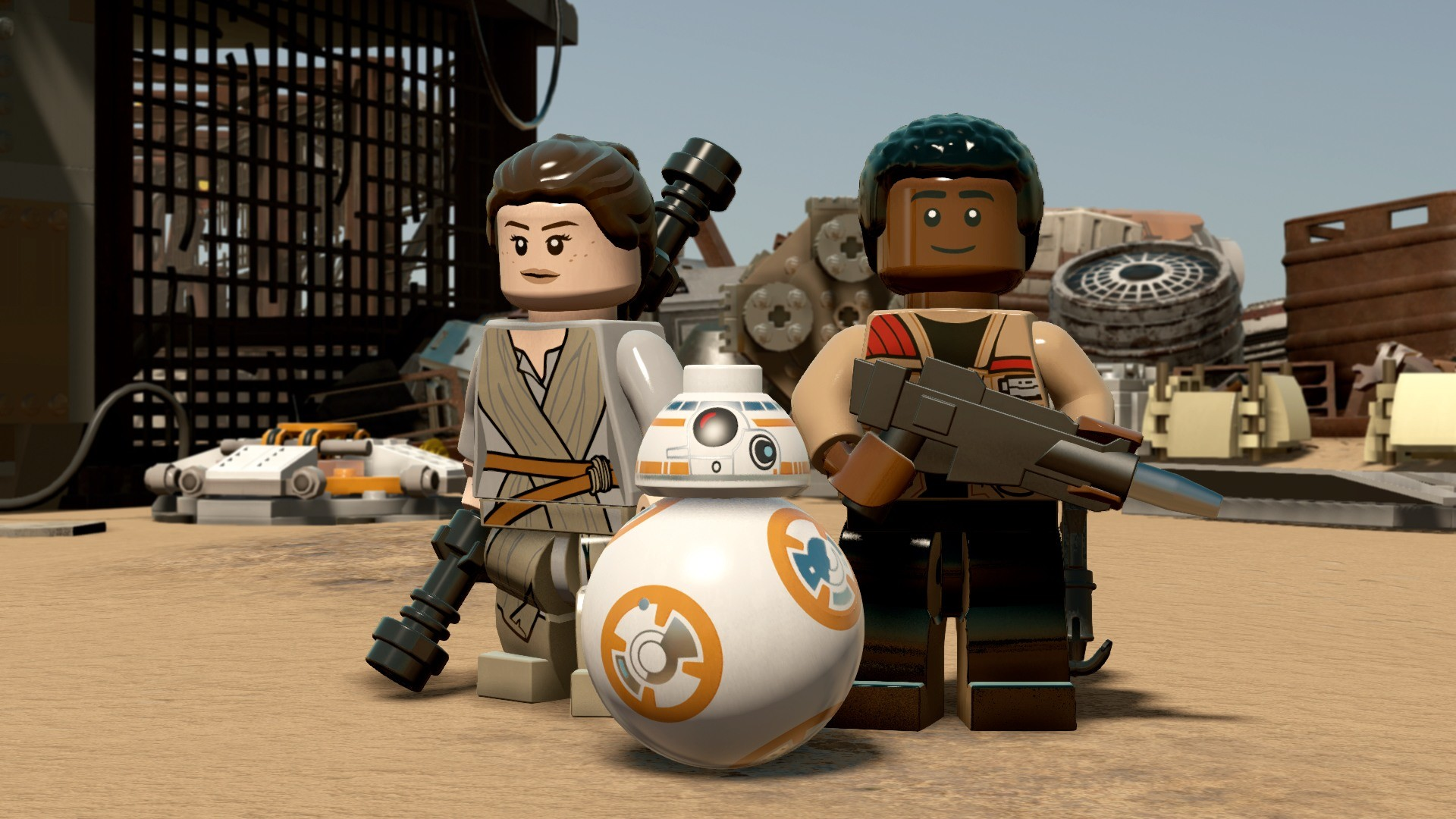 LEGO Star Wars: The Force Awakens Images