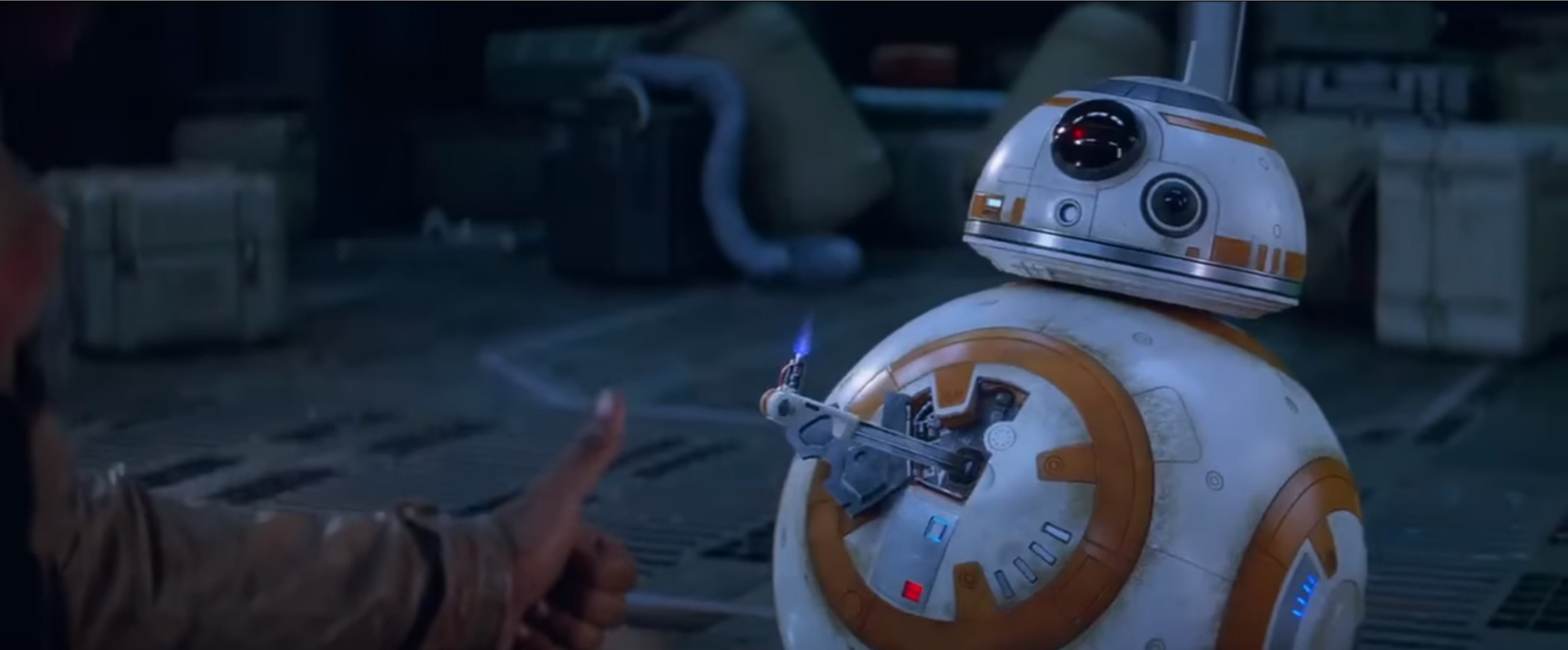 Force Awakens contributions – star wars: the force awakens bb8 thumbs up