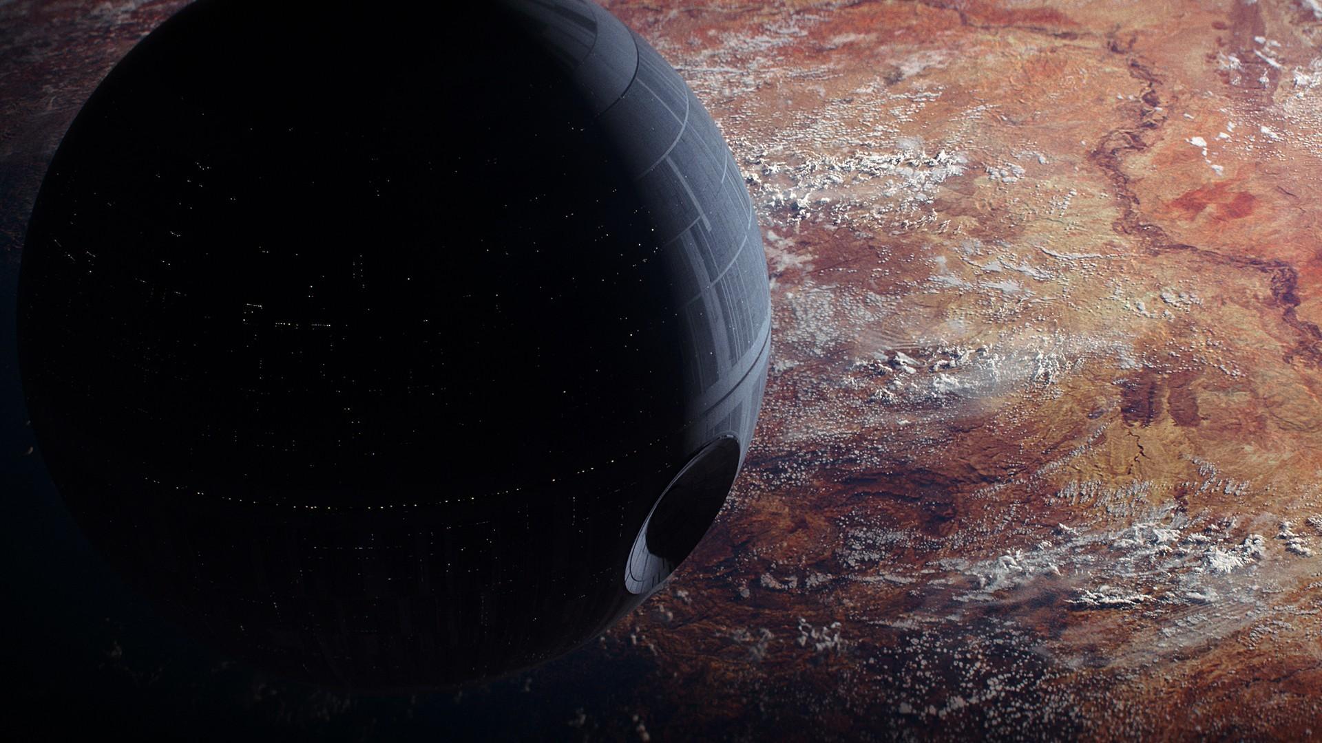 Download Star Wars, movies, Death Star, Rogue One: A Star Wars Story  wallpaper (ID 63173434) – 8PXLS