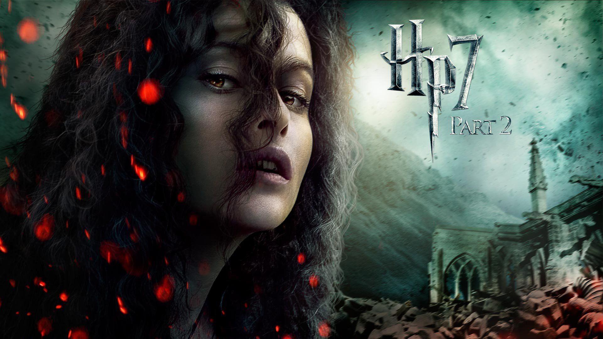 Helena Bonham Carter Harry Potter Movie Wallpaper – 1080p Full HD Wallpaper