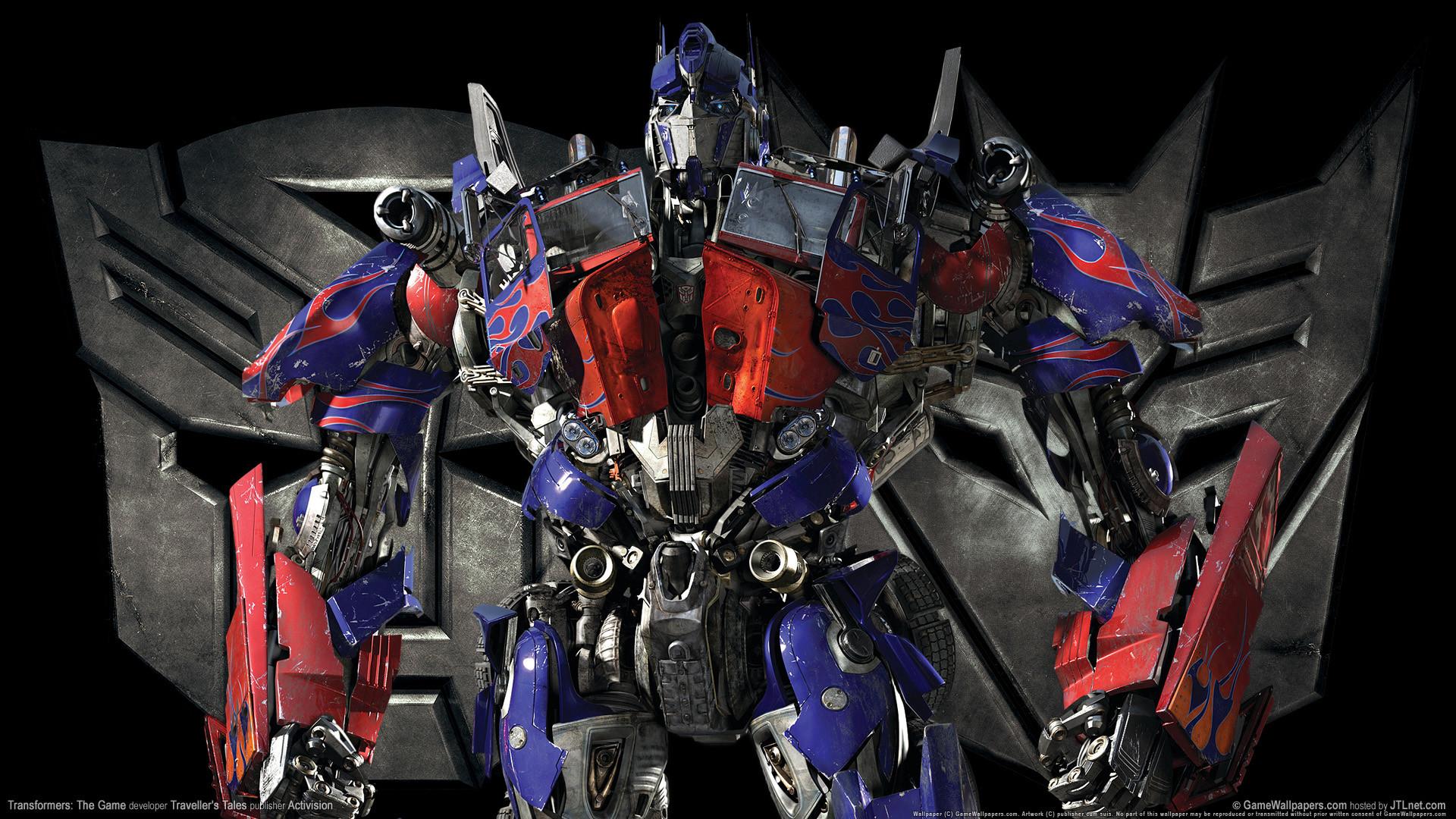 Transformers Optimus Prime Game Wallpapers | HD Wallpapers