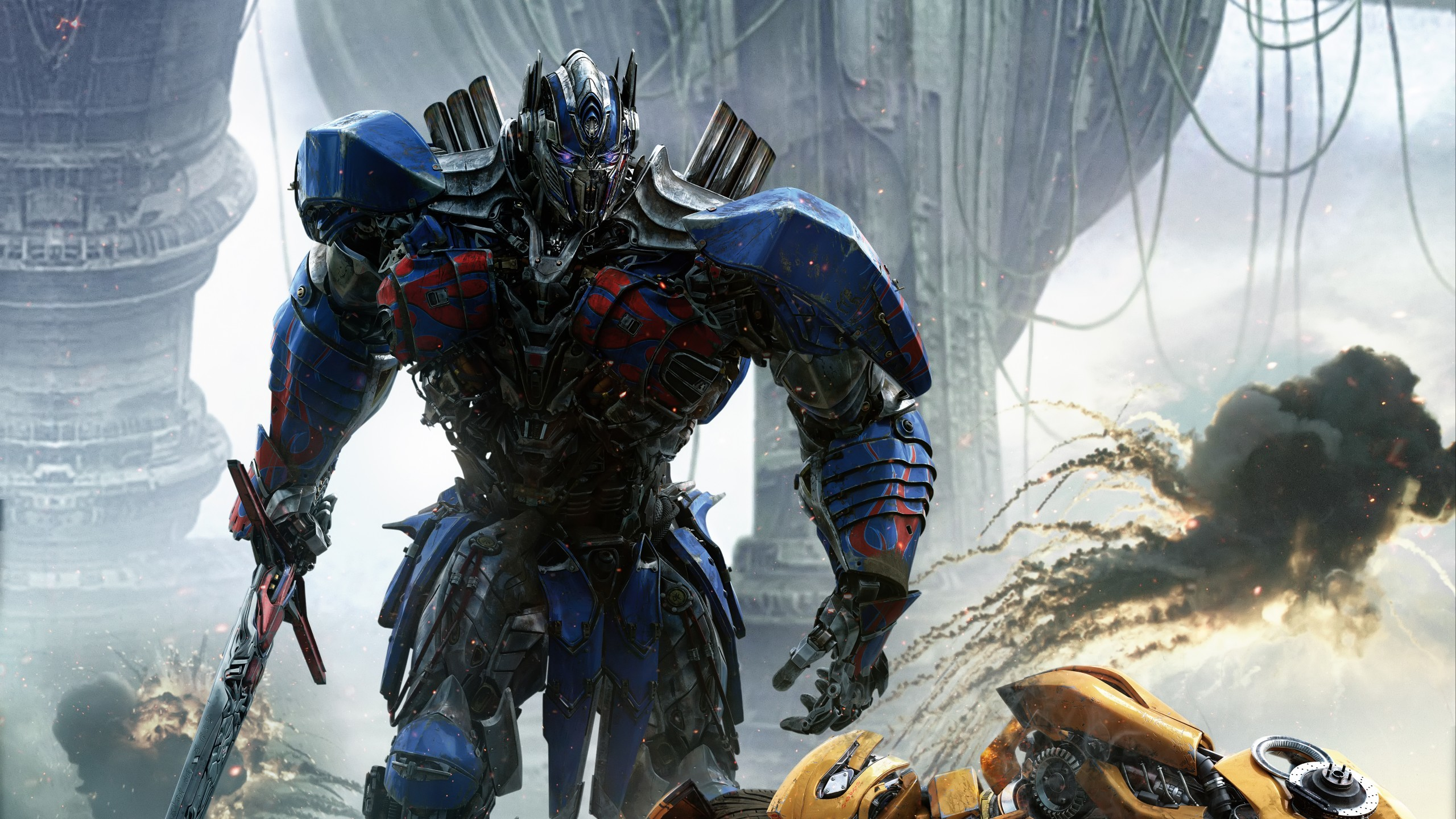 Movies / Optimus Prime Wallpaper