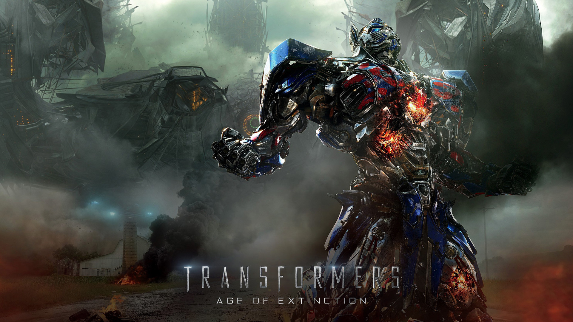 Optimus Prime Transformers Age of Extinction
