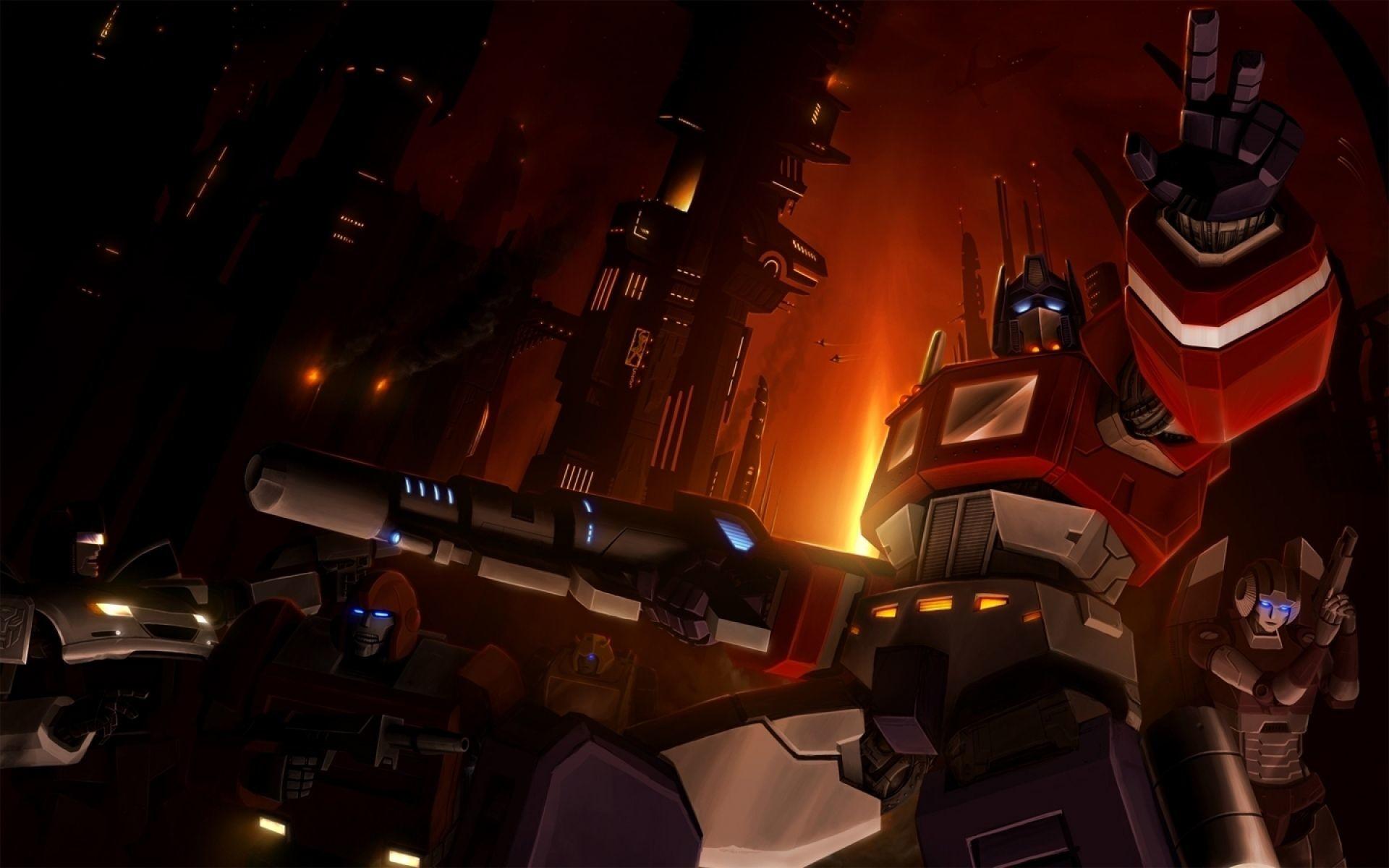 16 optimus prime transformers transformers g1 1440×900 wallpaper .