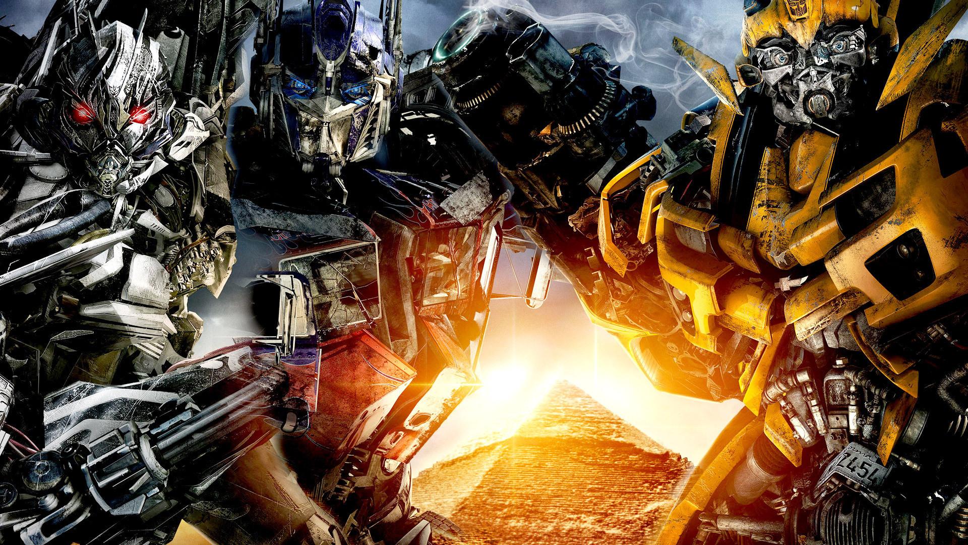 Bumble Bee Optimus Prime Transformers Wallpaper HD.