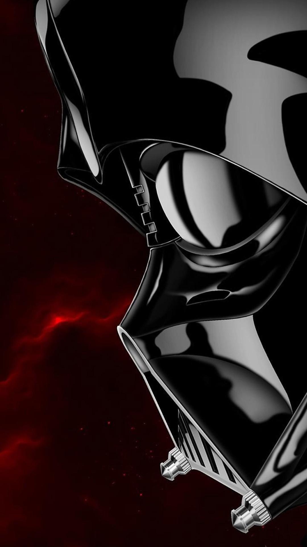Darth Vader Star Wars Illustration Android Wallpaper free download