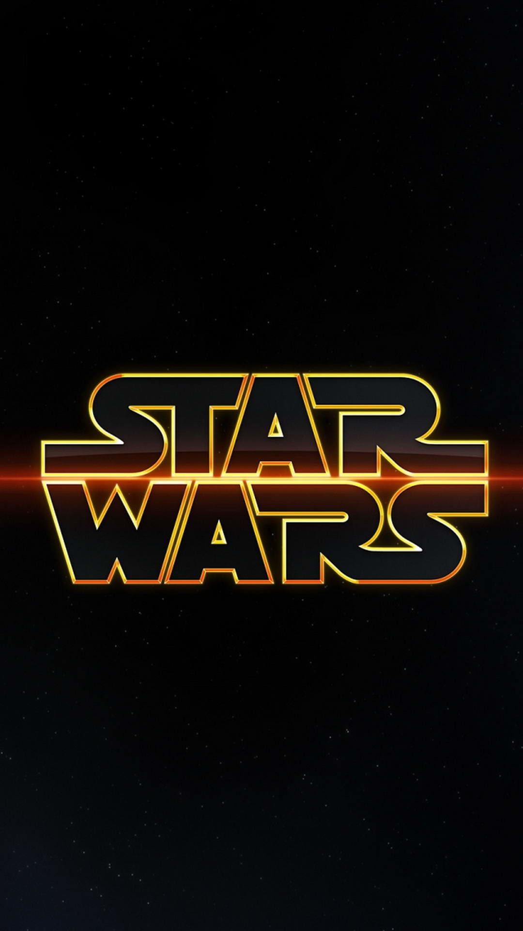 star wars wallpaper for android-Star Wars Logo