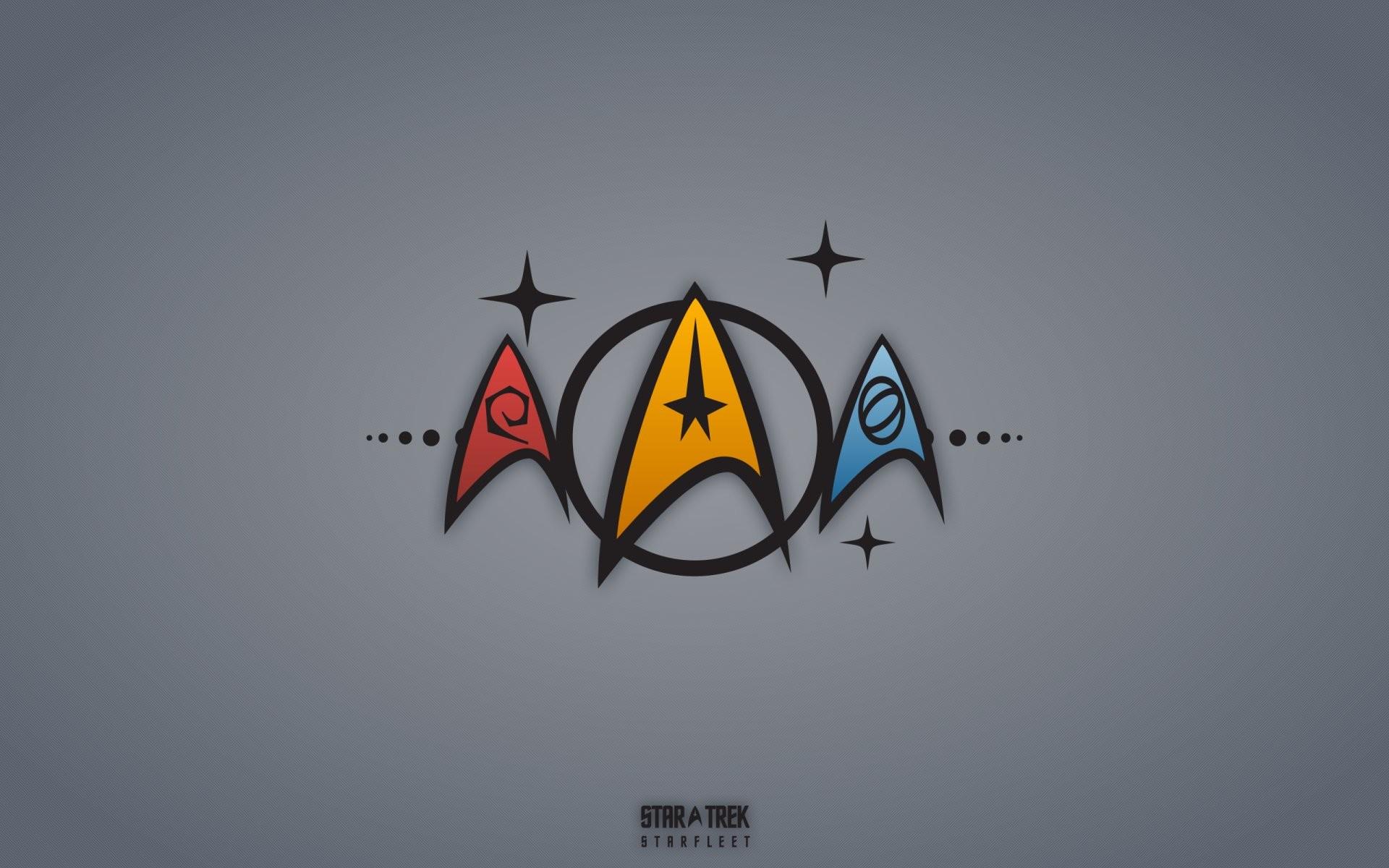… star trek symbols wallpapers simply wallpaper just …